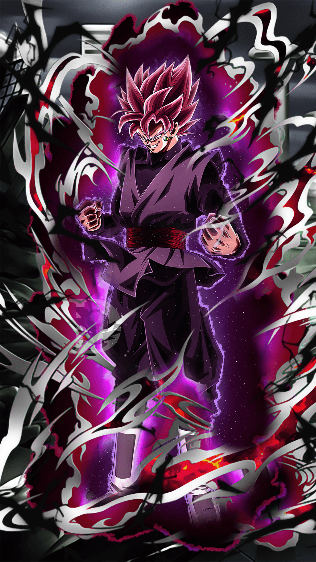 2560x1440 94 Black Goku HD Wallpapers