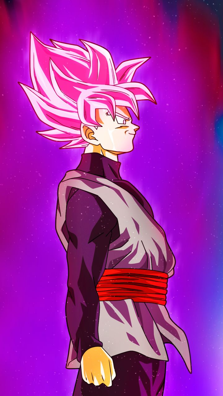 Goku Black Wallpaper 4k Iphone