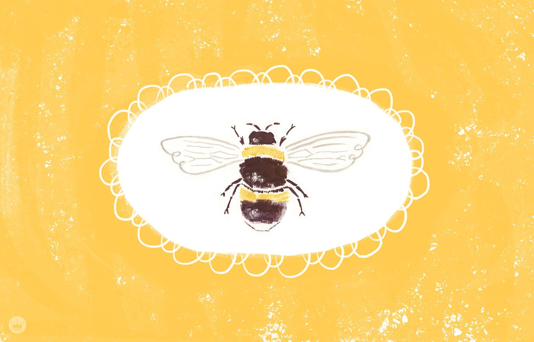 Aesthetic Bee Computer Wallpapers Top Free Aesthetic Bee Computer Backgrounds Wallpaperaccess
