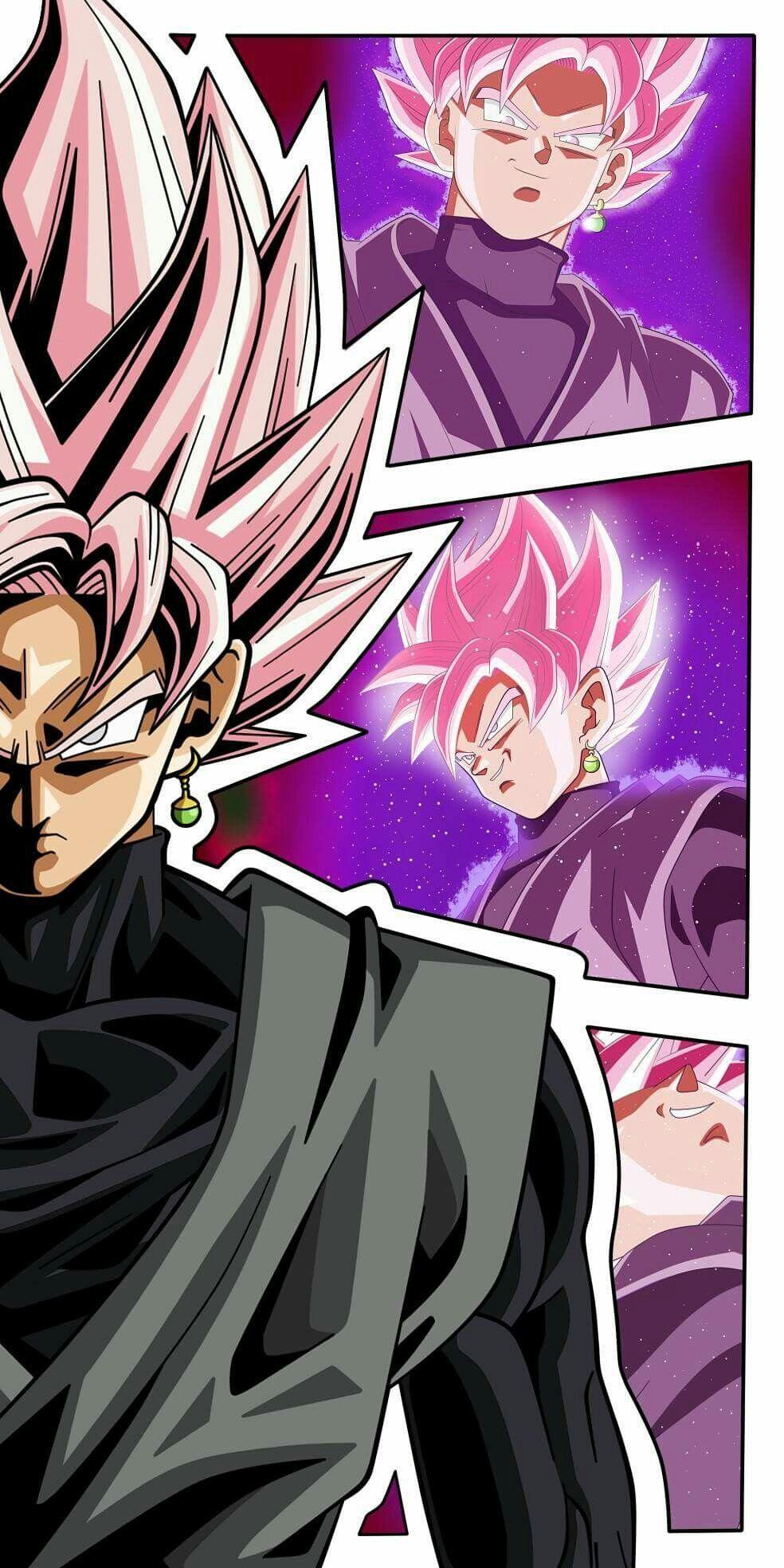 Black Goku Wallpapers Top Free Black Goku Backgrounds
