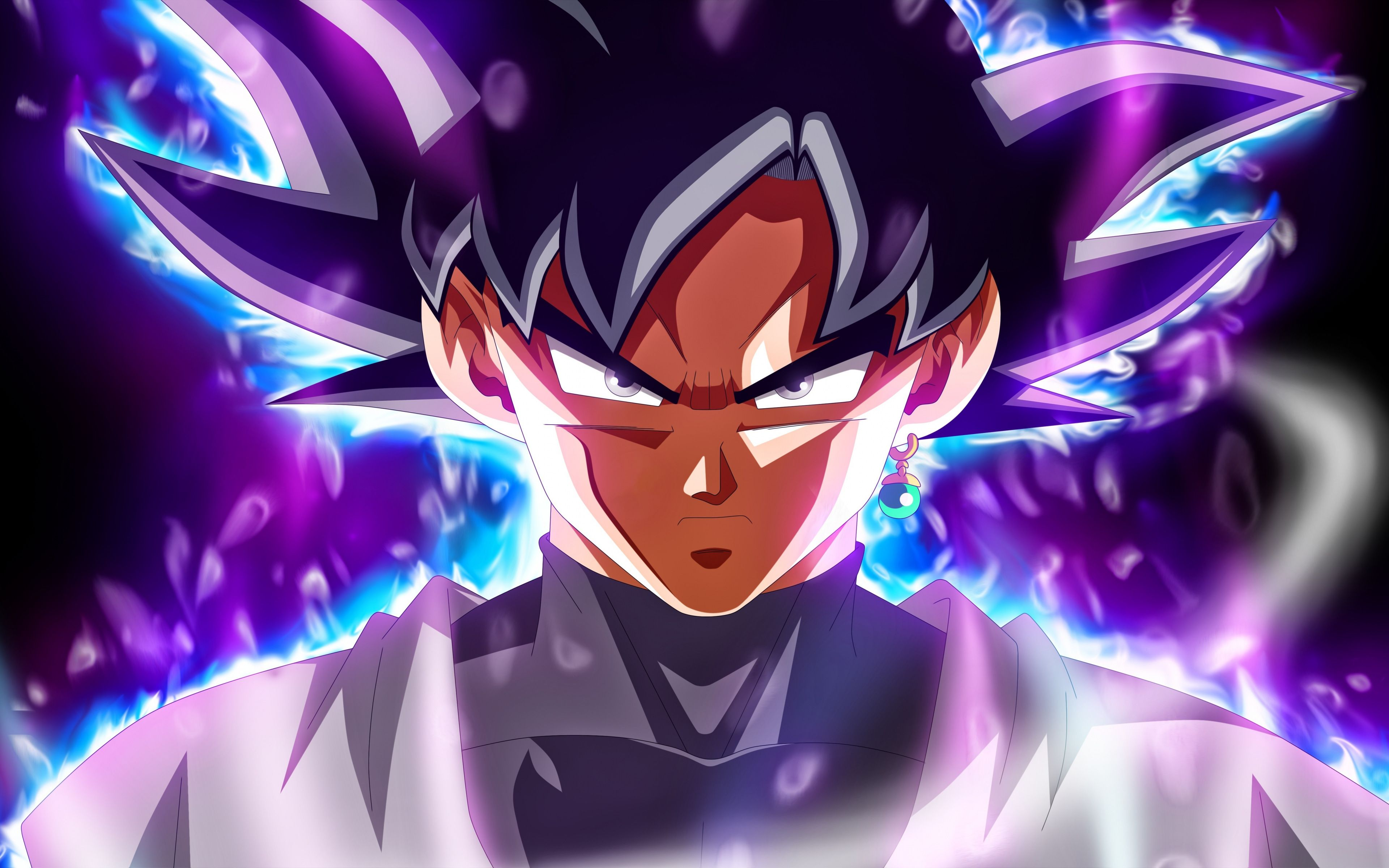 Black Goku Wallpapers - Top Free Black Goku Backgrounds ...