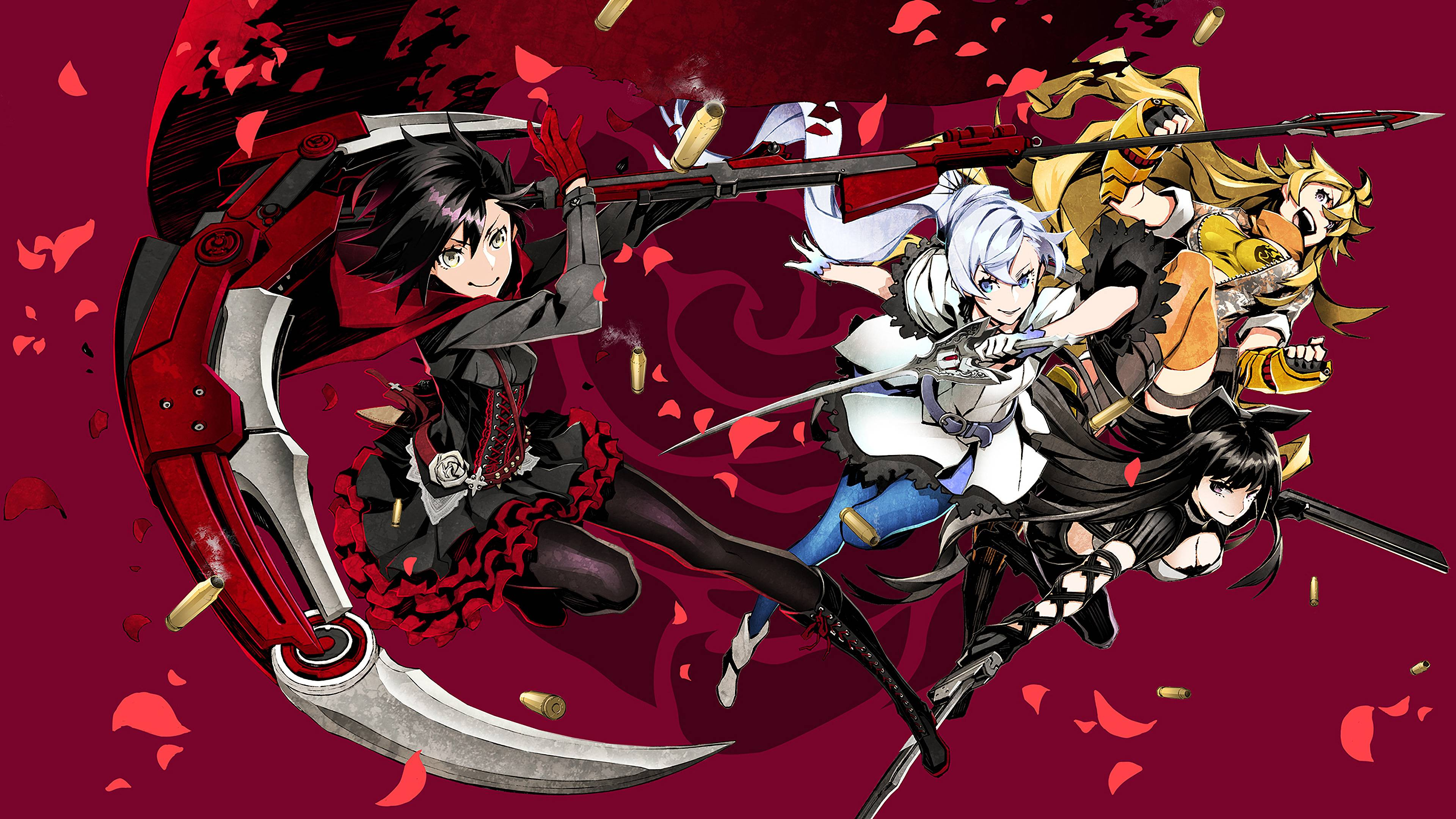 Rwby 4k Wallpapers Top Free Rwby 4k Backgrounds Wallpaperaccess