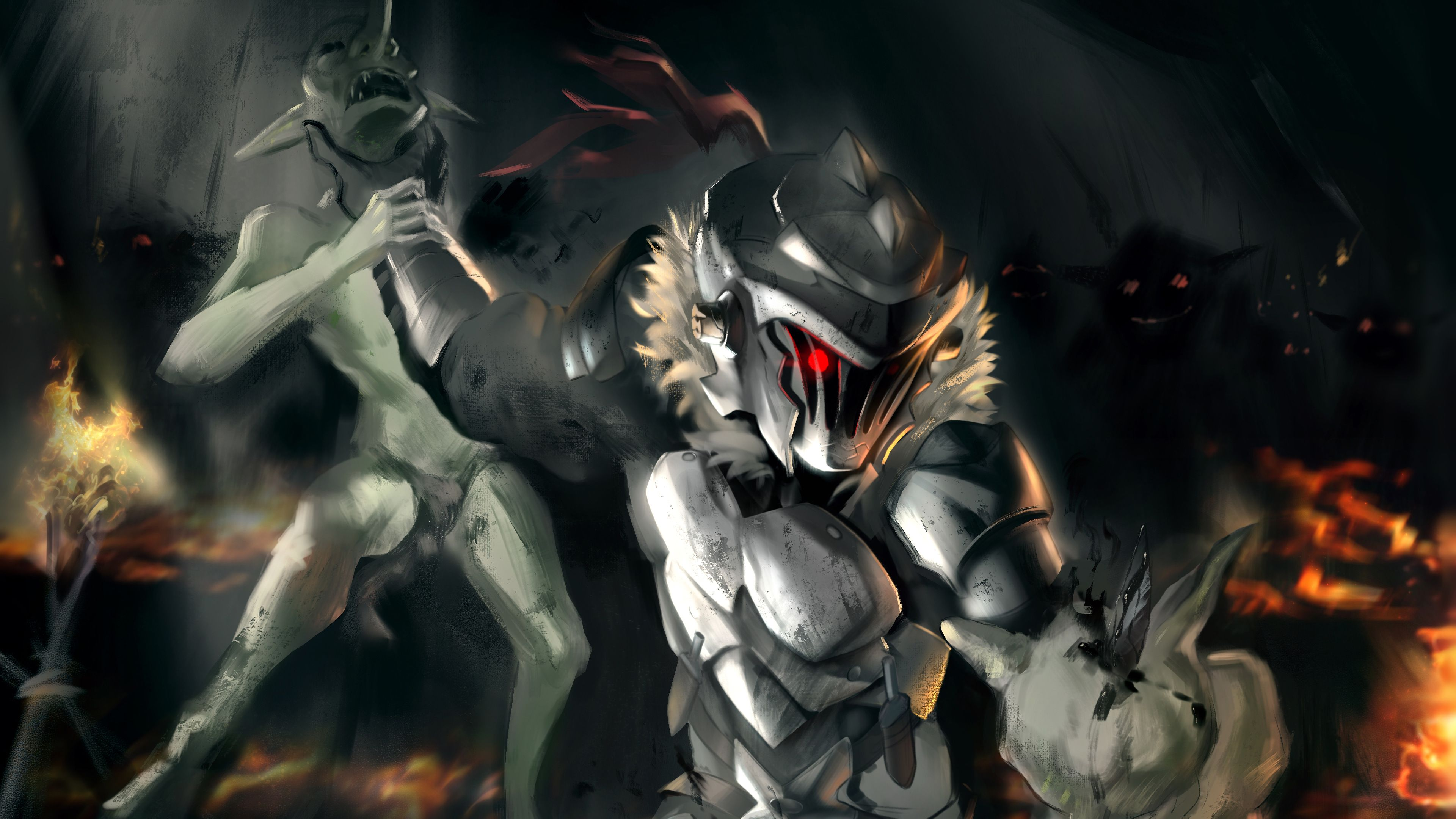 Goblin Slayer Wallpapers Top Free Goblin Slayer