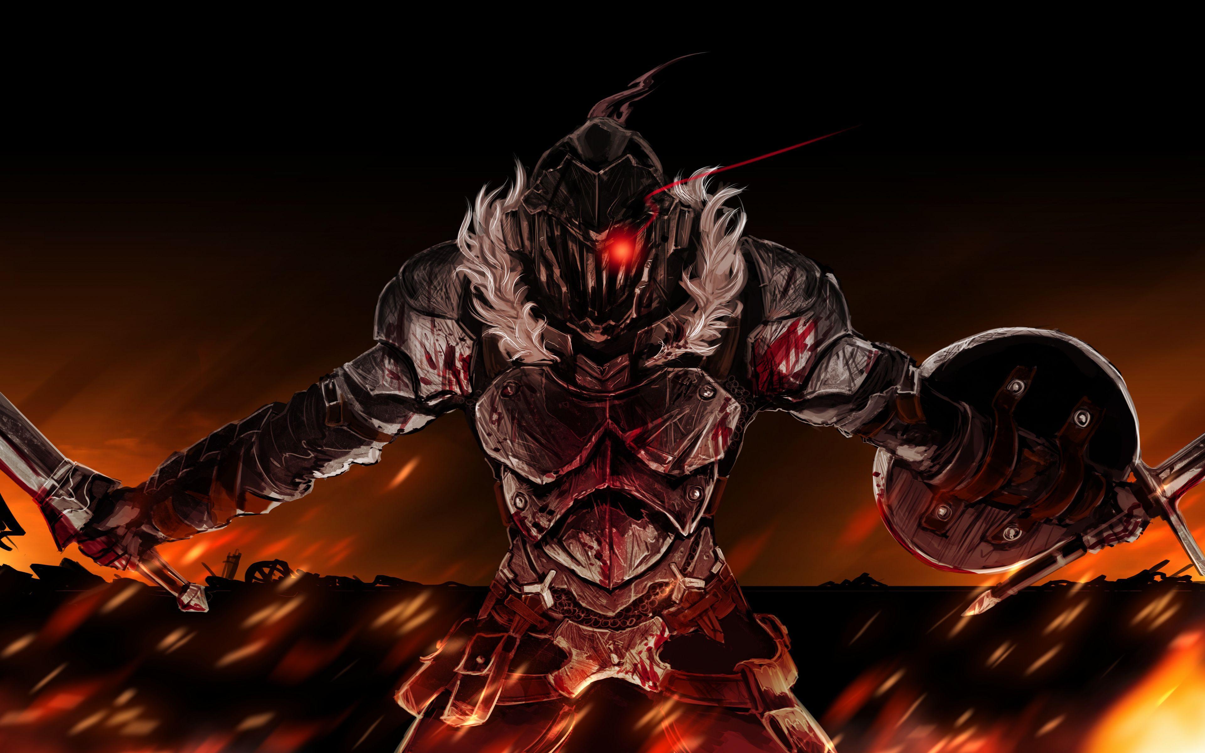 Goblin Slayer Wallpapers - Top Free Goblin Slayer Backgrounds - WallpaperAccess