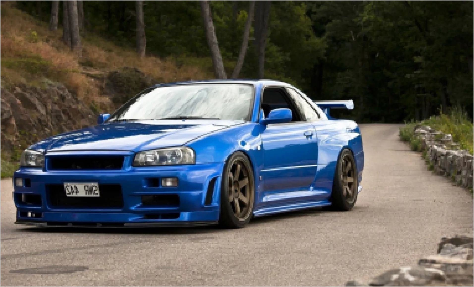 Nissan Gtr R34 Wallpapers Top Free Nissan Gtr R34 Backgrounds