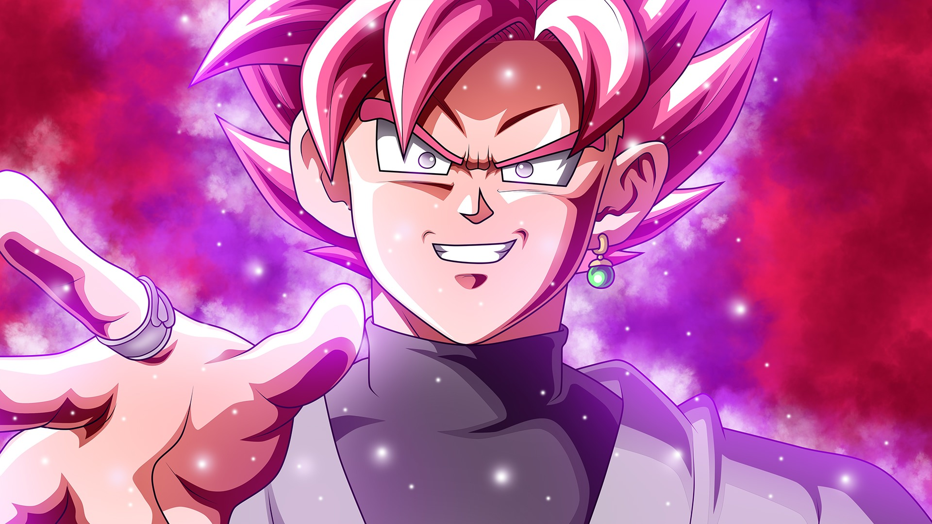 Super Saiyan Rose Goku Black Wallpaper: Top Free Black Goku Backgrounds