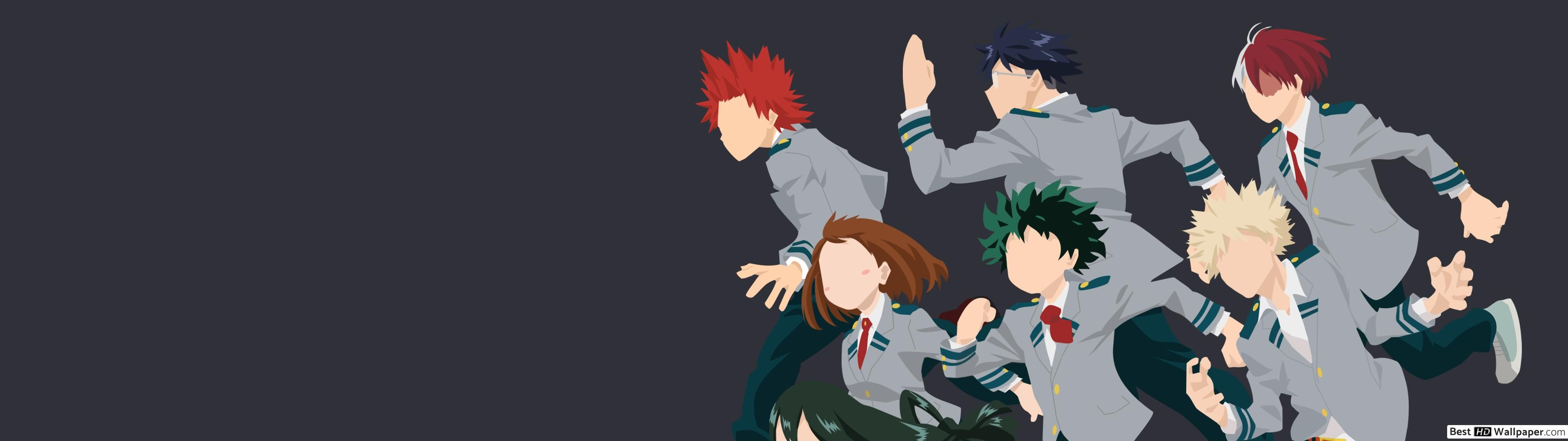 My Hero Academia Dual Wallpapers Top Free My Hero Academia Dual