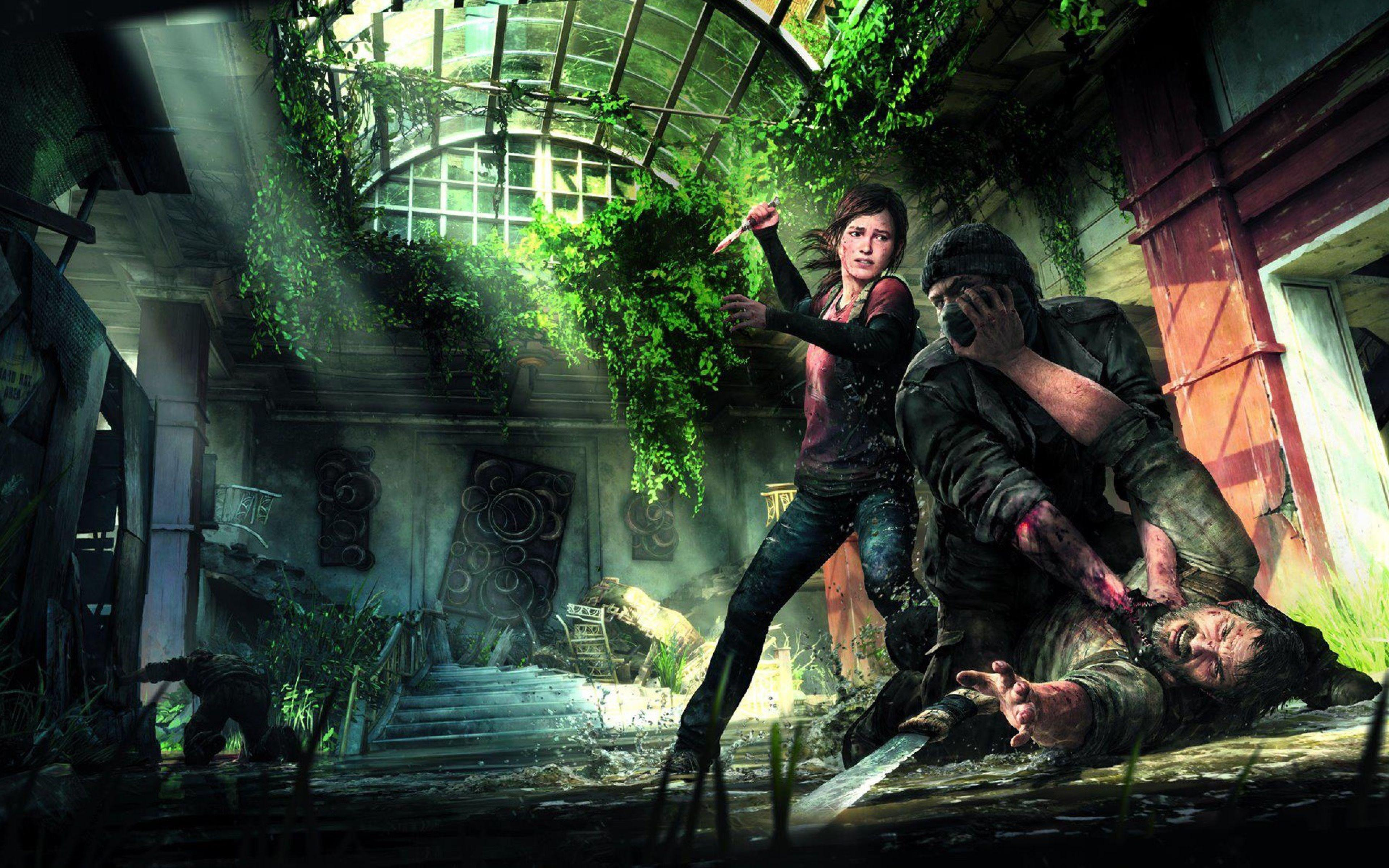 The Last Of Us 4k Wallpapers Top Free The Last Of Us 4k