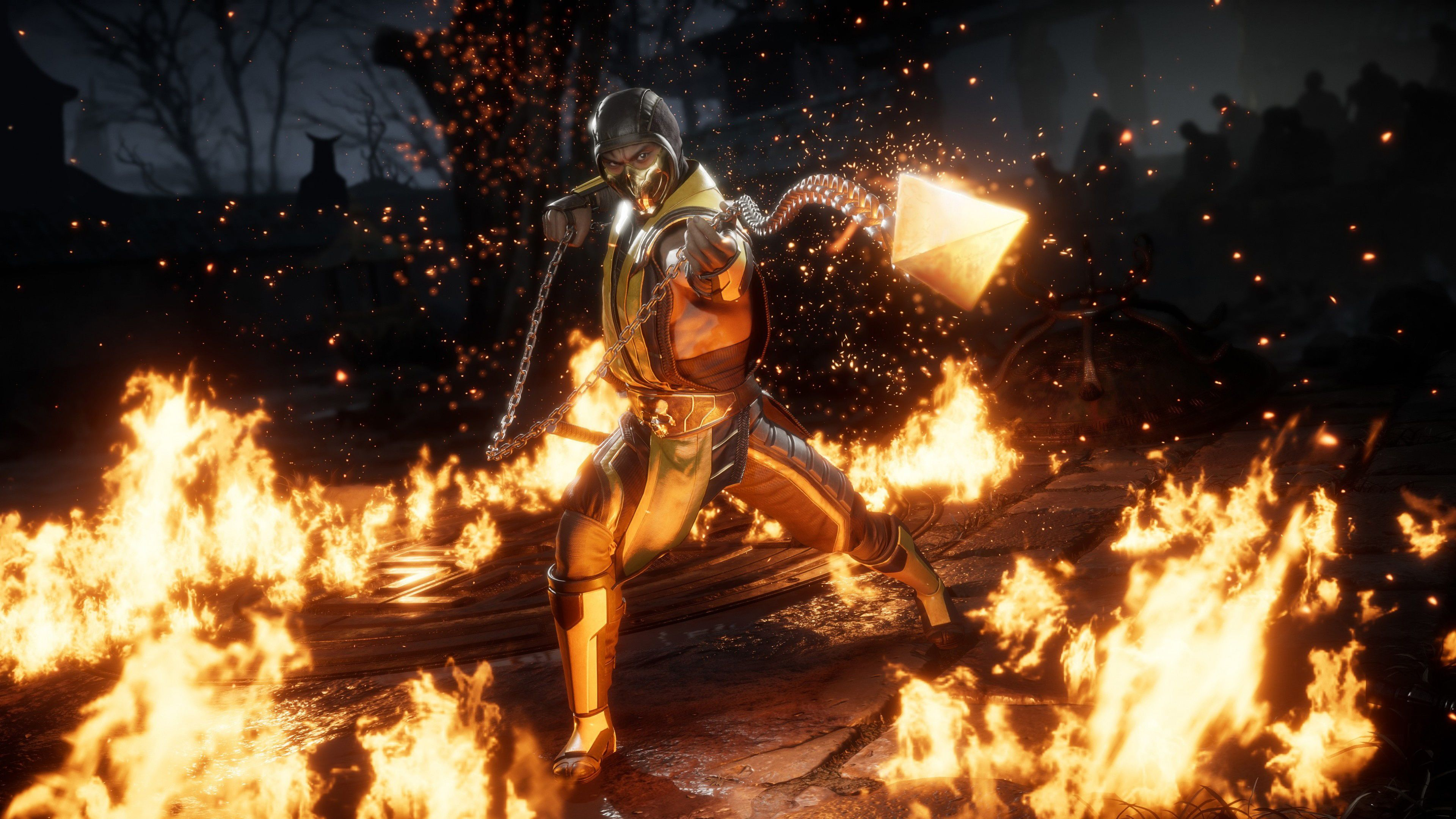 Mk 11 Wallpapers Top Free Mk 11 Backgrounds Wallpaperaccess