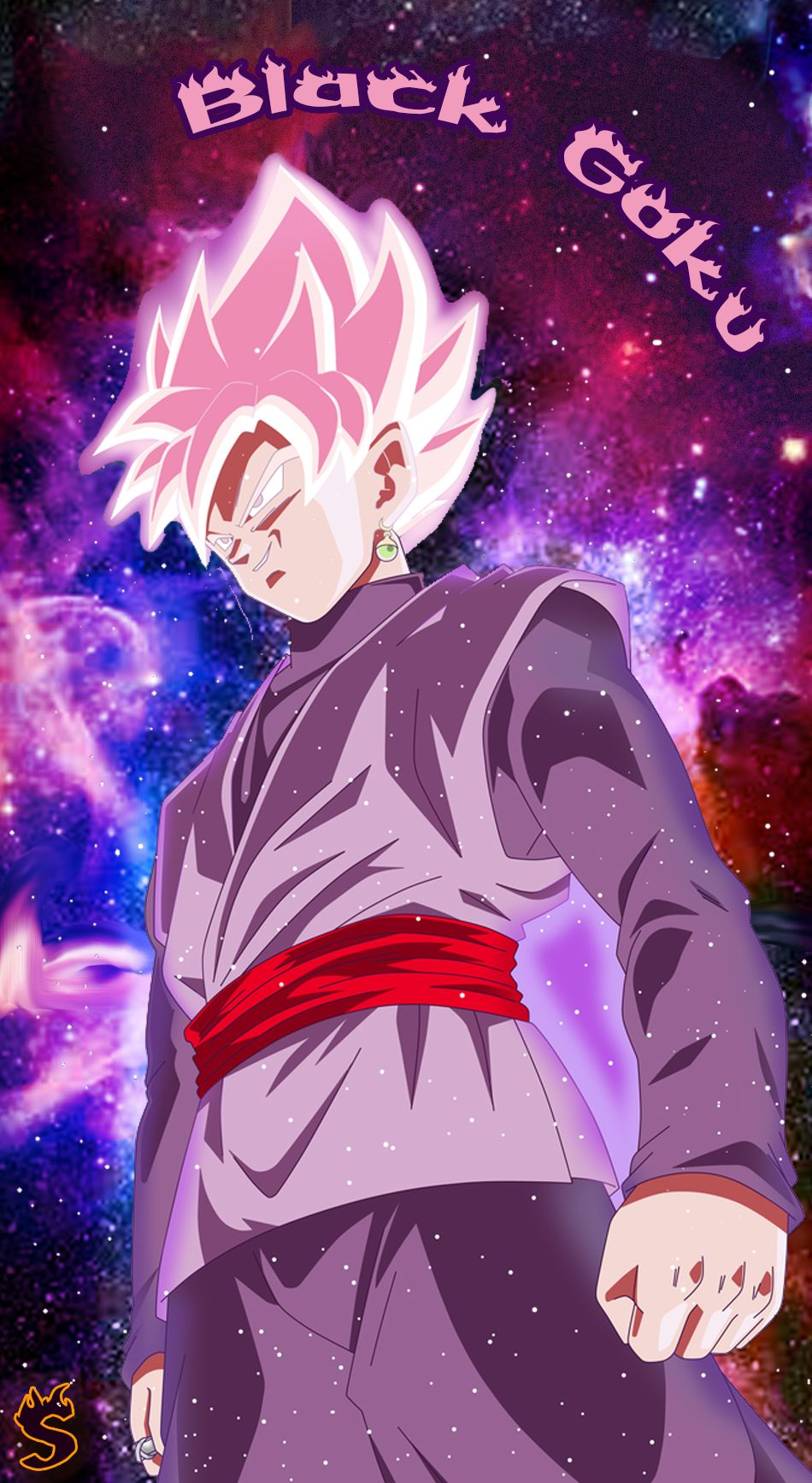 Black Goku Live Wallpapers Top Free Black Goku Live Backgrounds Wallpaperaccess
