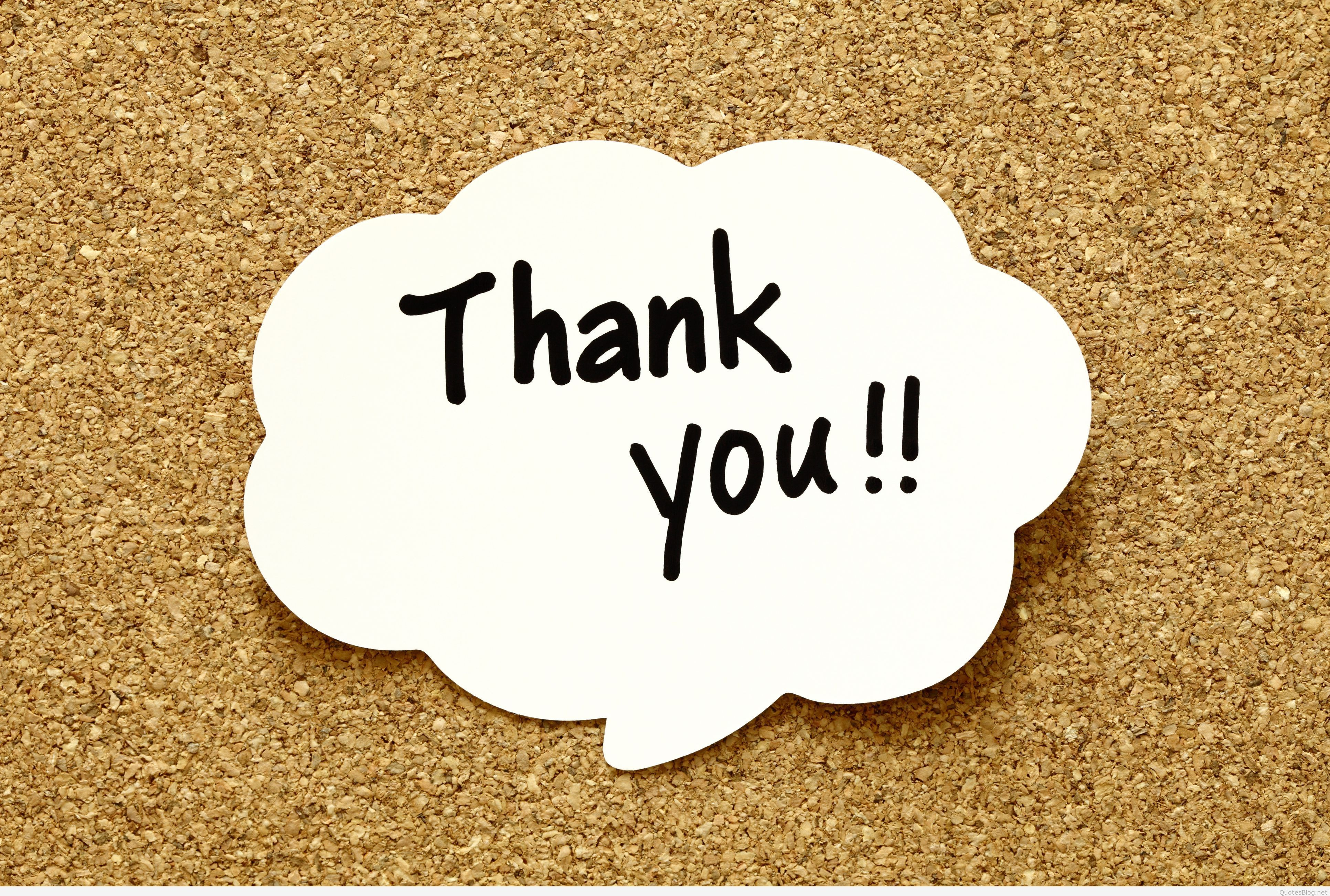 Thank You Wallpapers Top Free Thank You Backgrounds Wallpaperaccess