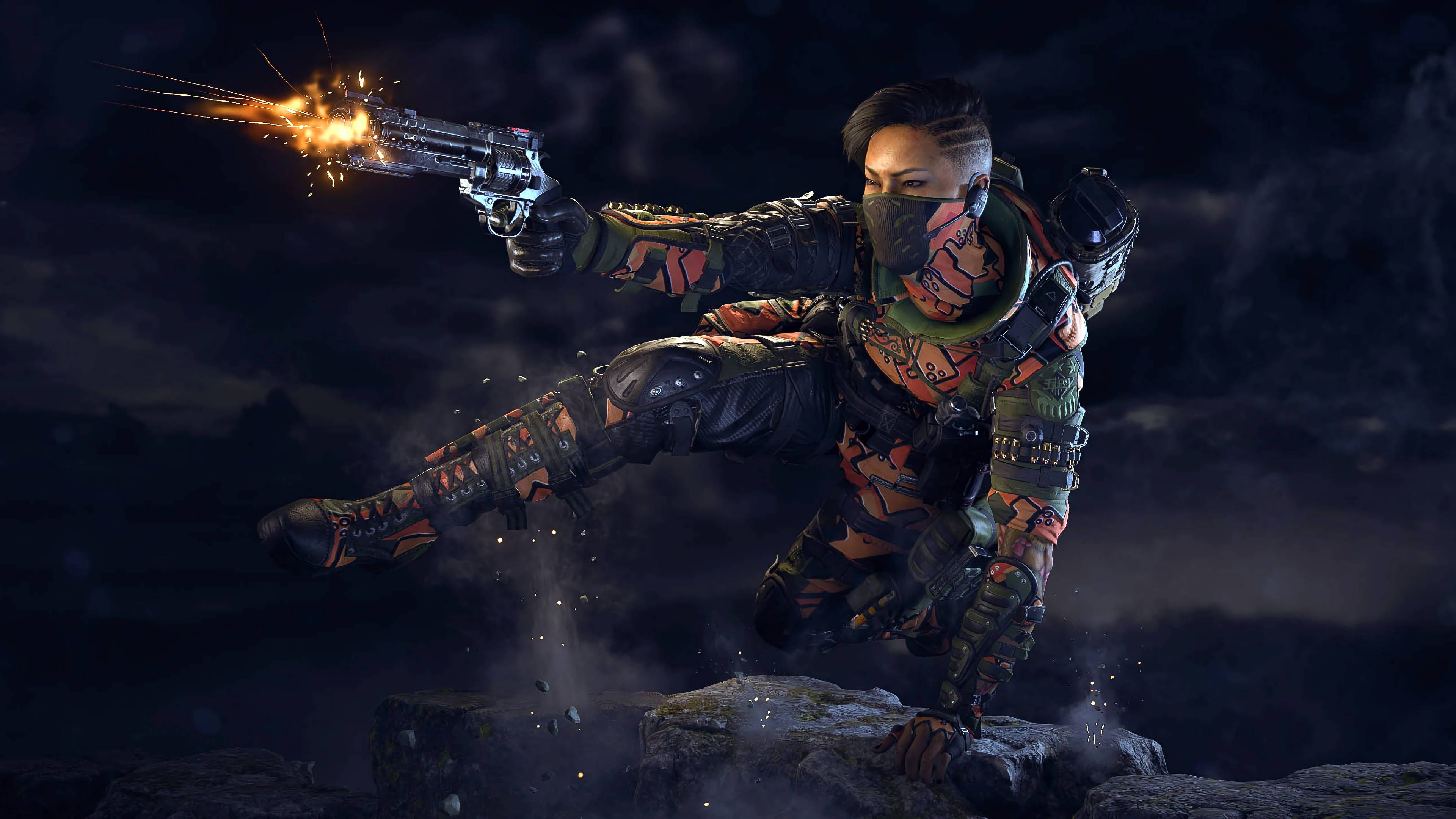 Call of Duty Black Ops 4 Wallpapers - Top Free Call of ...