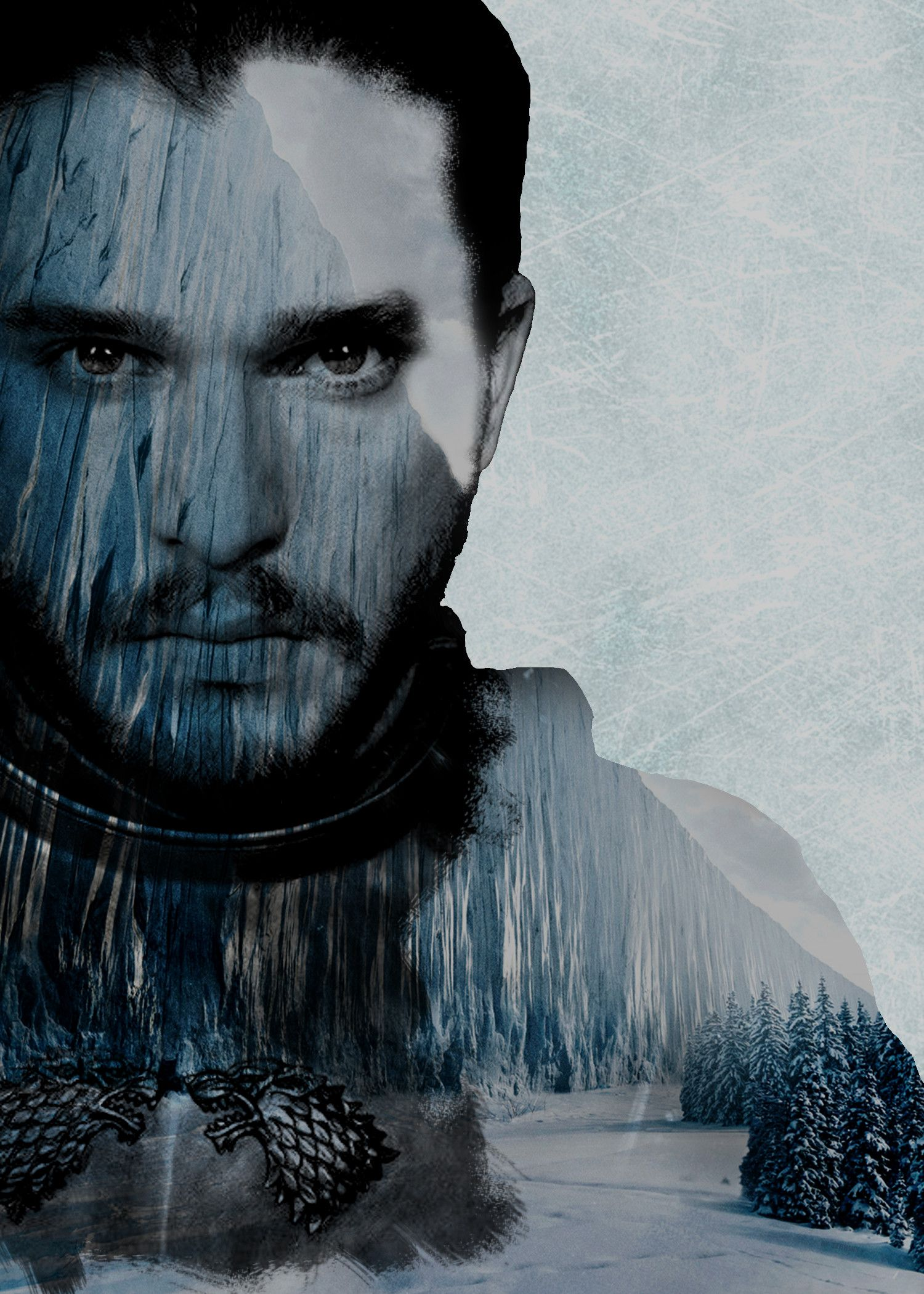 Jon Snow Art Wallpapers - Top Free Jon