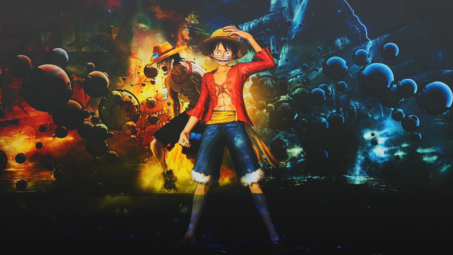 One Piece 4k Wallpapers Top Free One Piece 4k Backgrounds Wallpaperaccess