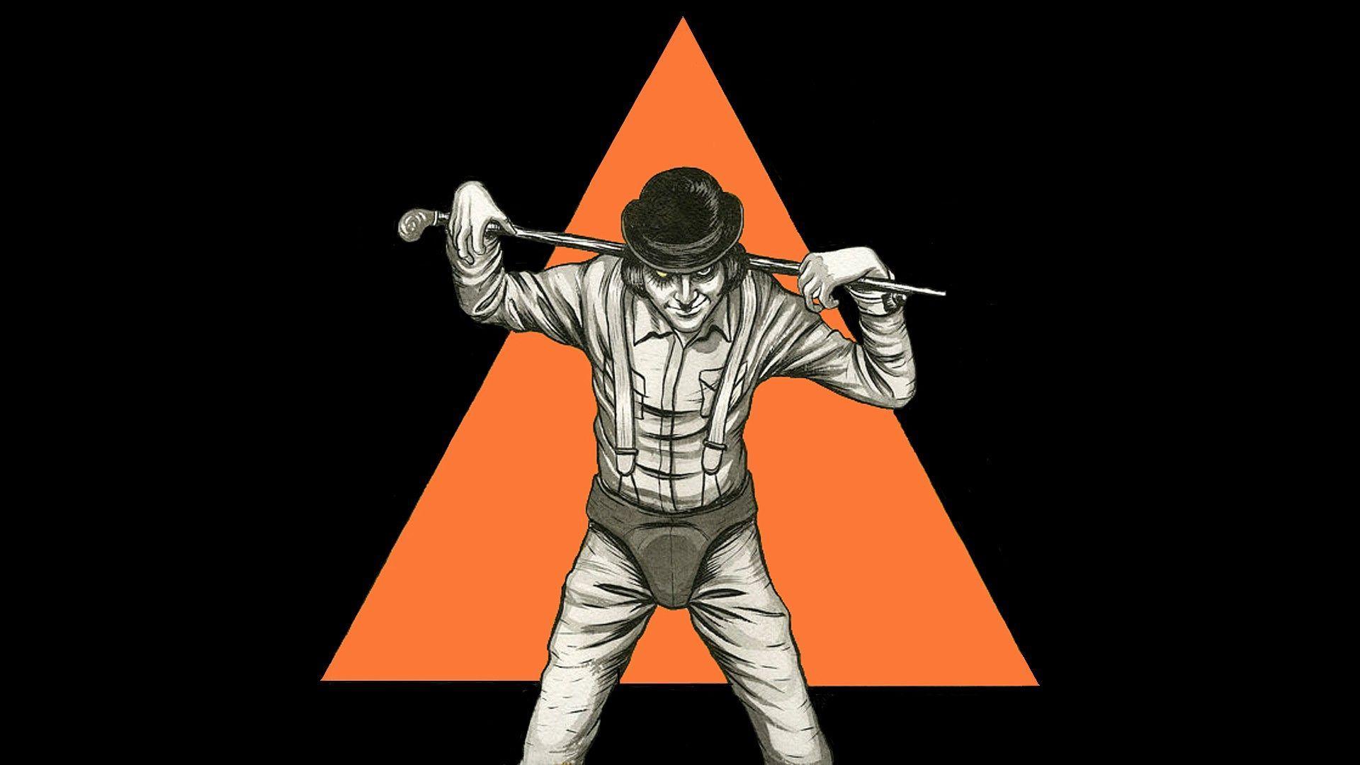 A Clockwork Orange Wallpapers - Top Free A Clockwork Orange Backgrounds - WallpaperAccess
