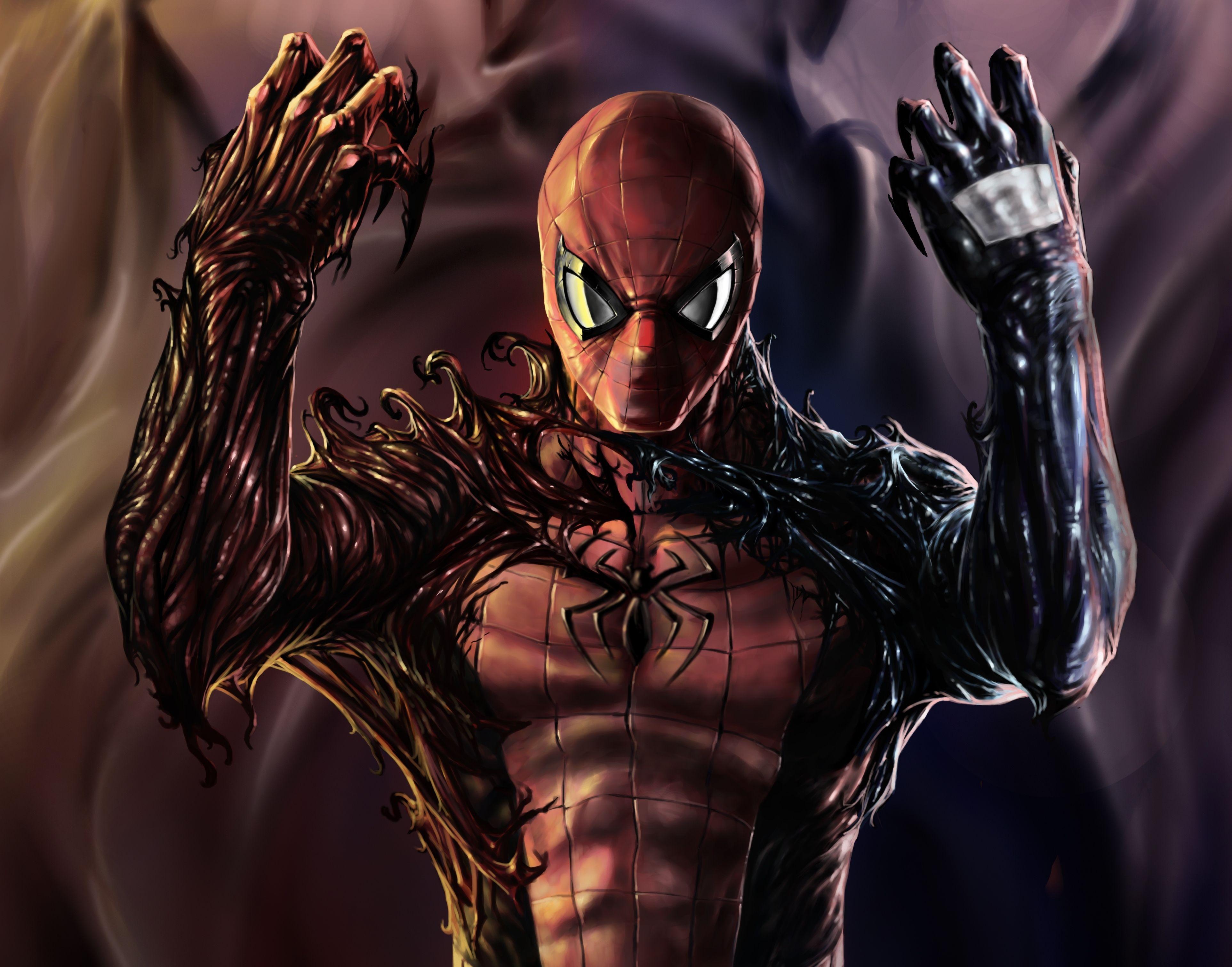 Spider Man Vs Carnage Wallpapers Top Free Spider Man Vs Carnage