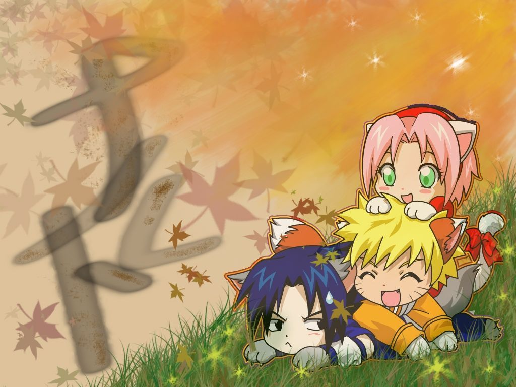Cute Naruto Wallpapers Top Free Cute Naruto Backgrounds Wallpaperaccess