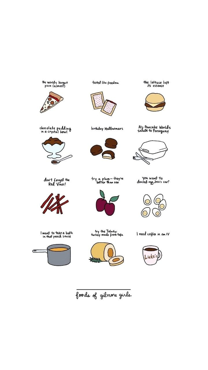 Featured image of post Gilmore Girls Iphone Wallpaper