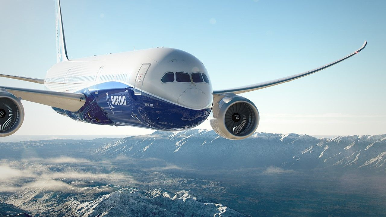 Boeing Wallpapers Top Free Boeing Backgrounds