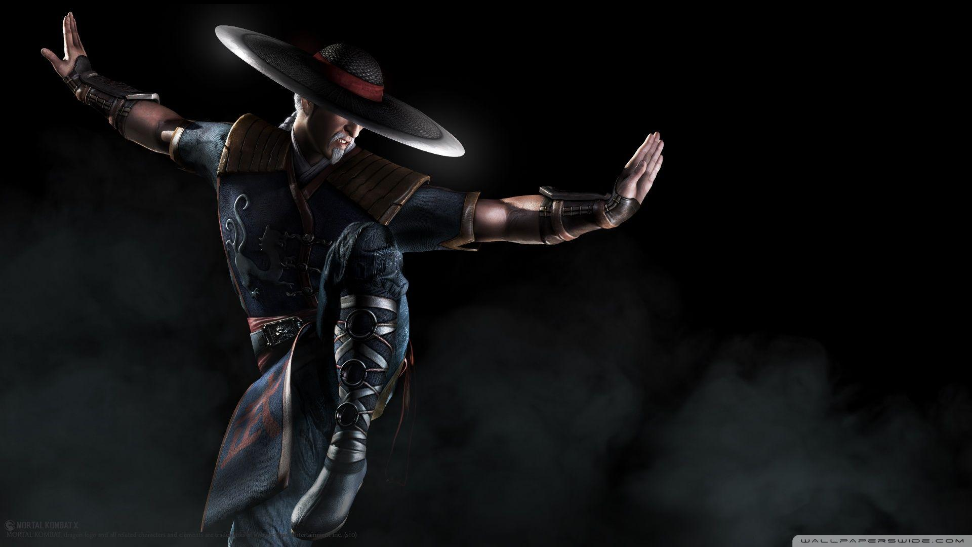 Kung Lao Wallpapers Top Free Kung Lao Backgrounds Wallpaperaccess