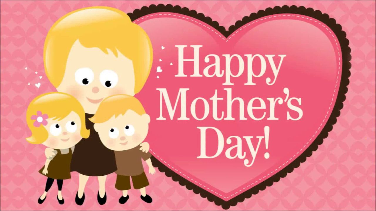 1280x720 I Love Mom Happy Mothers Day Wallpapers Backgrounds