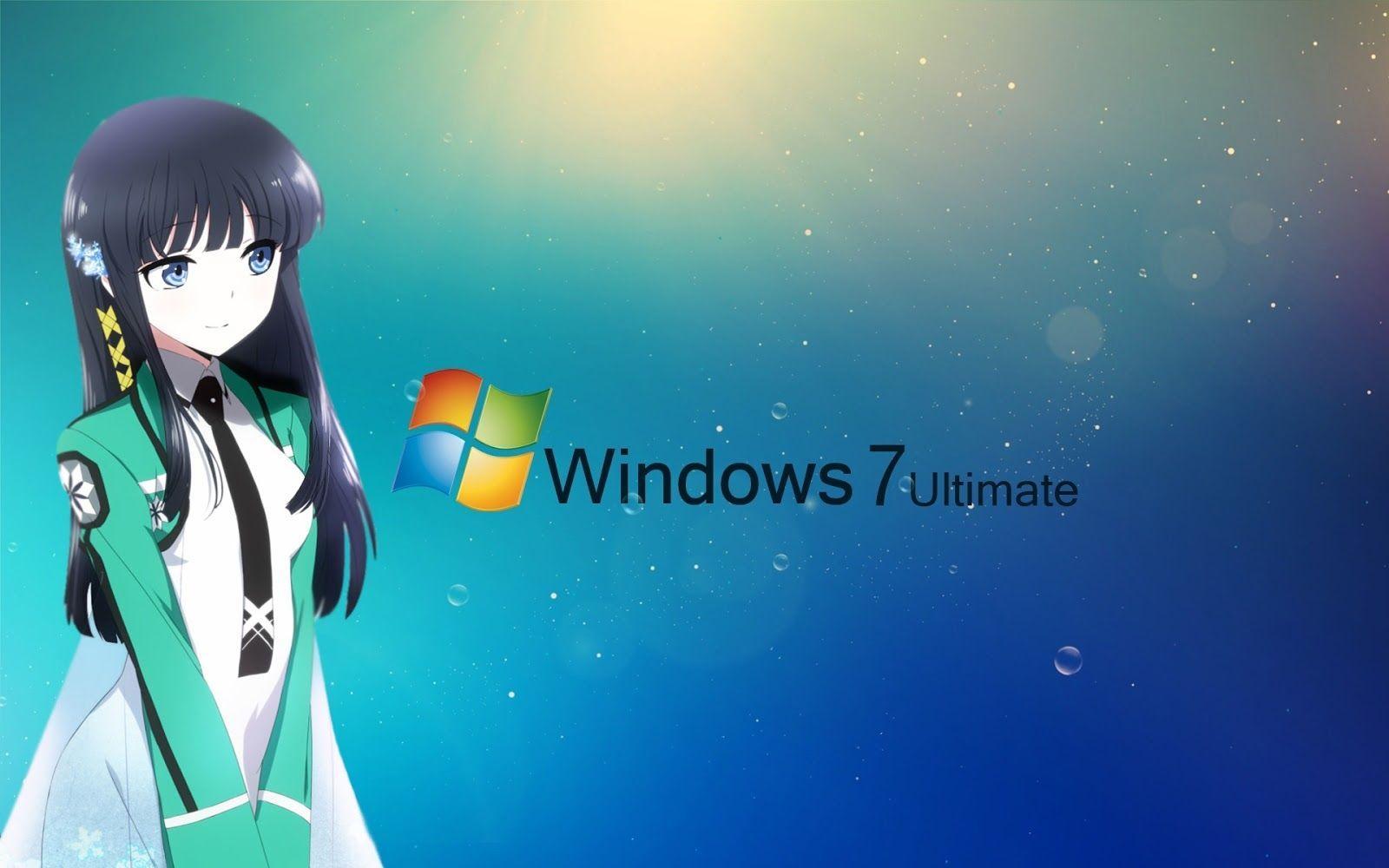 Windows Anime Wallpapers