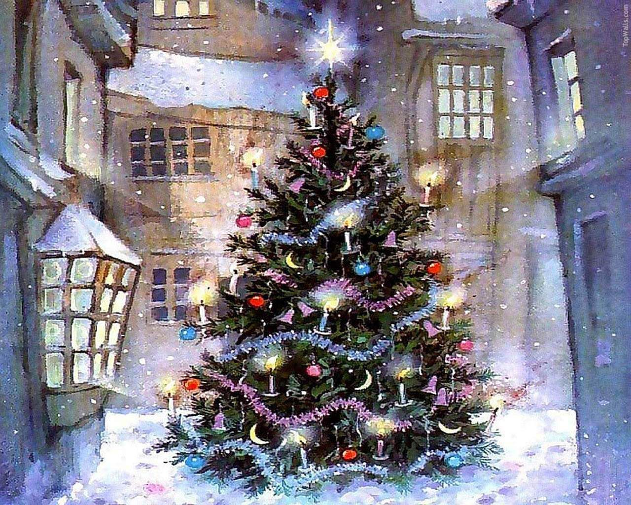 Free Christmas Wallpaper Downloads.Vintage Christmas Desktop Wallpapers Top Free Vintage