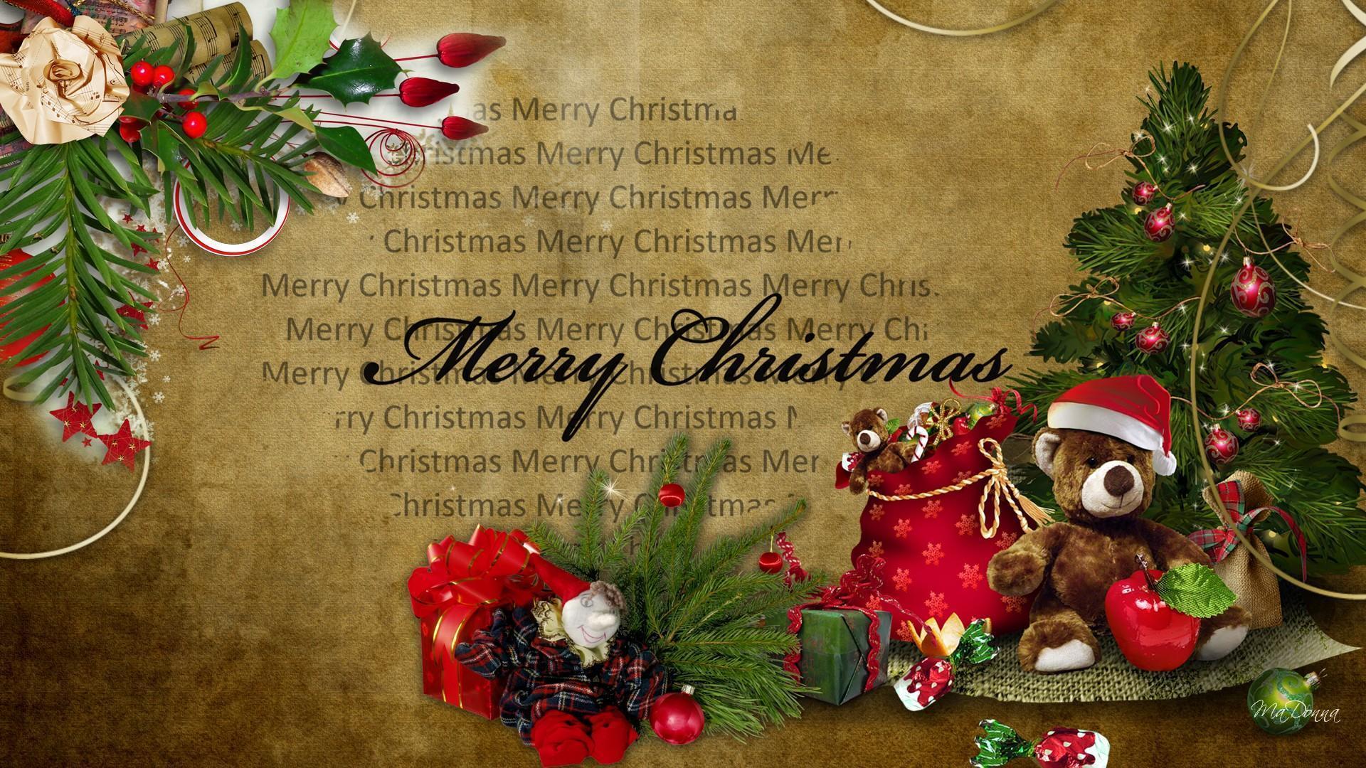 36 Best Free Vintage Christmas Desktop Wallpapers Wallpaperaccess