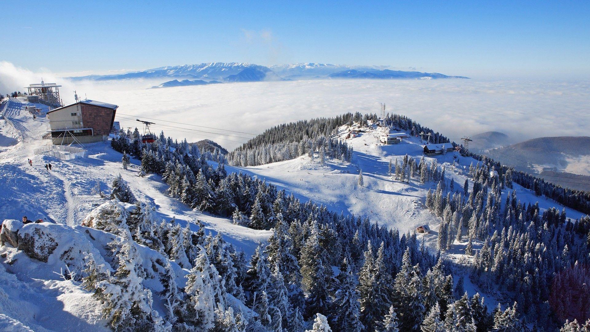 52 Best Free Ski Mountain Wallpapers