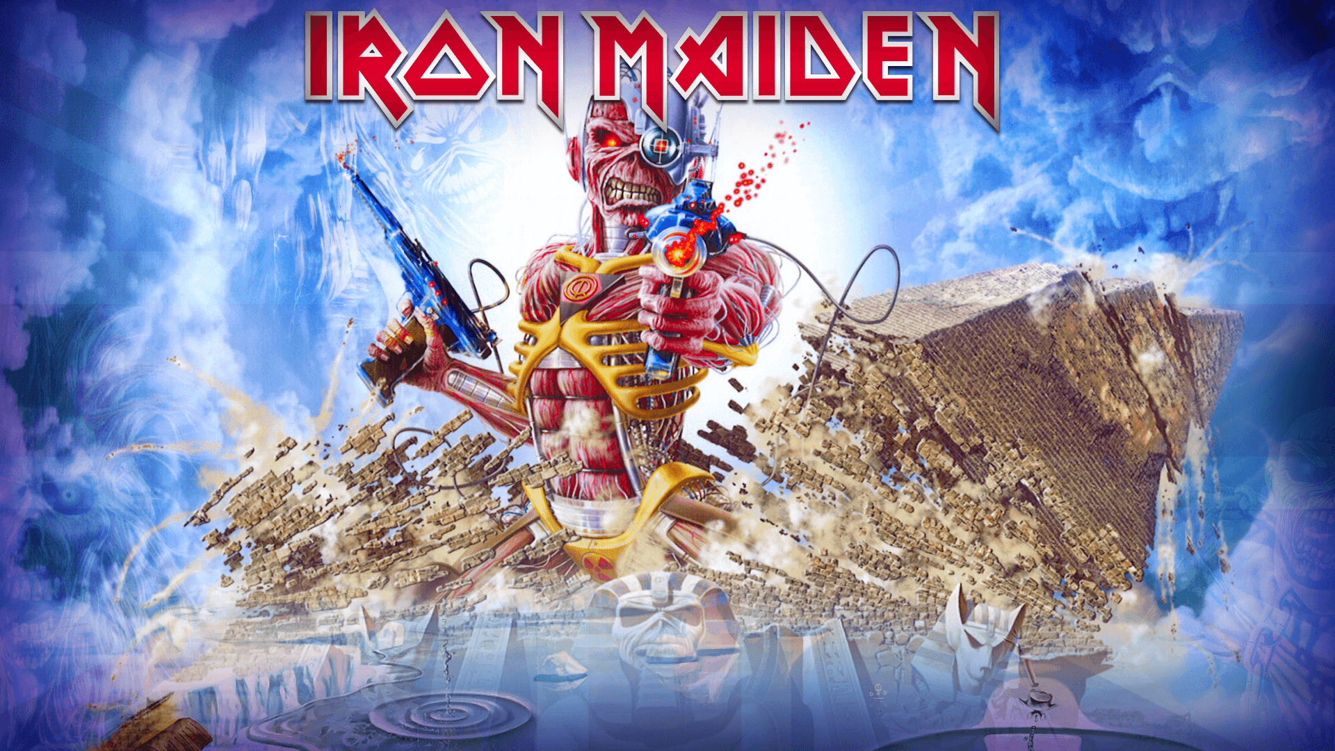 Iron Maiden Wallpapers Top Free Iron Maiden Backgrounds
