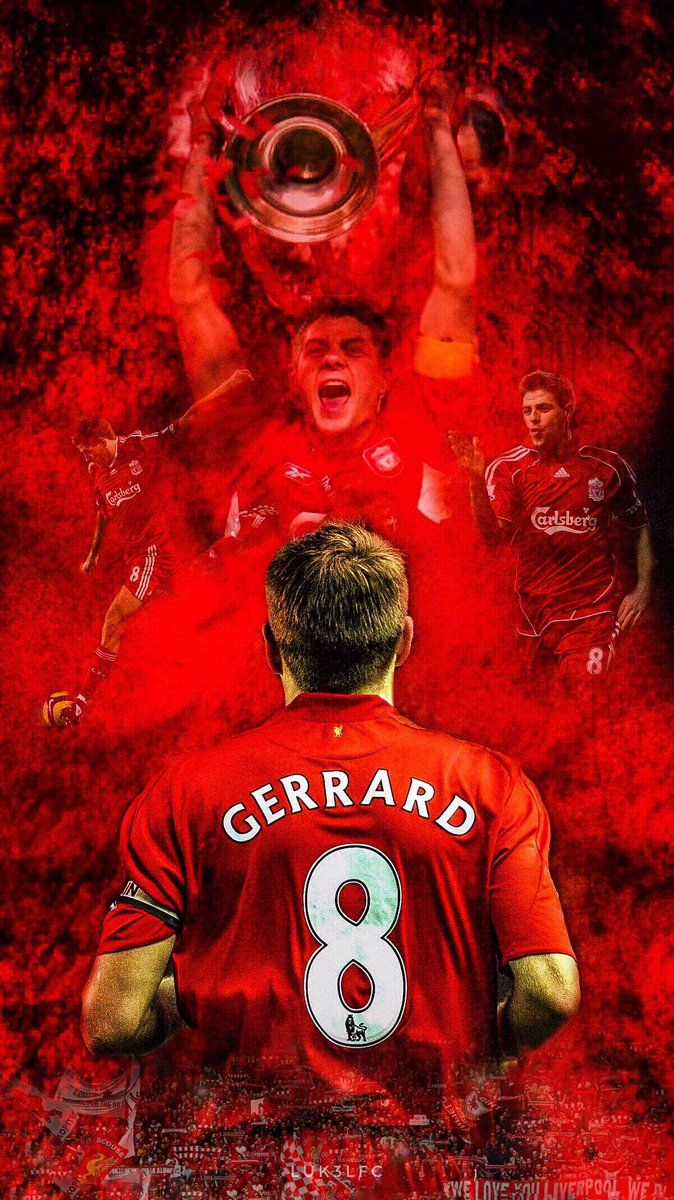 Steven Gerrard Wallpapers Top Free Steven Gerrard