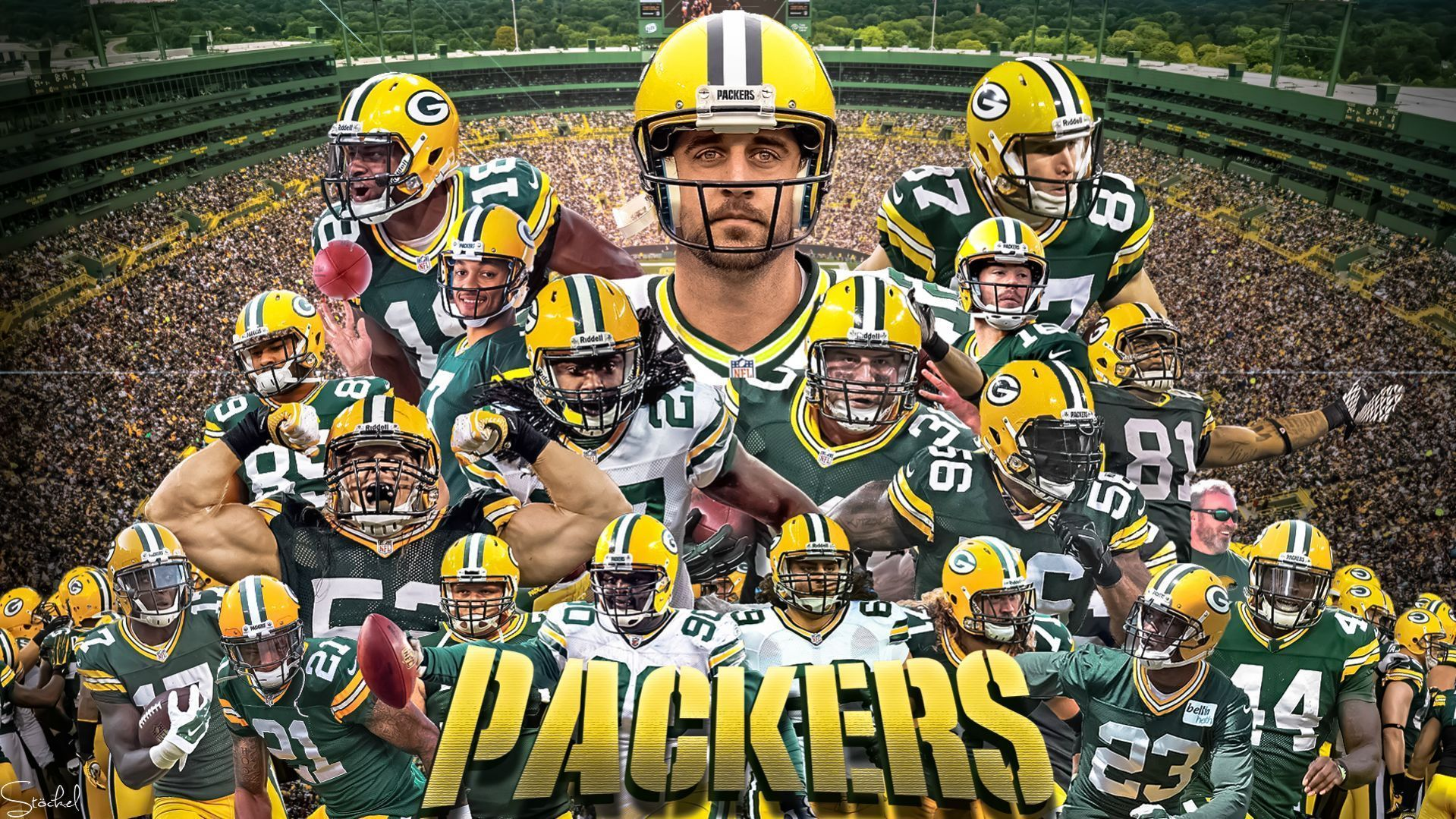Green Bay Packers Wallpapers - Top Free