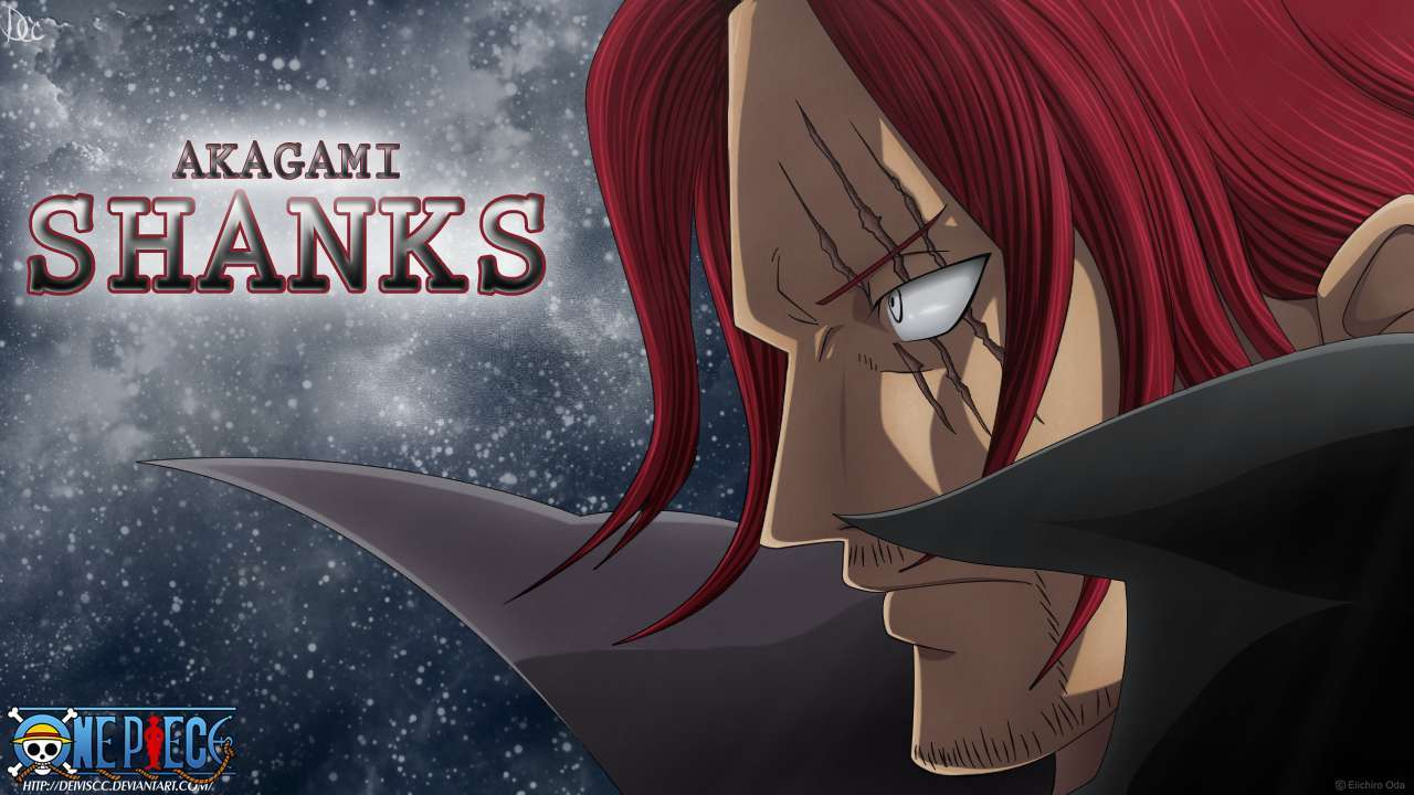 Shanks One Piece Wallpapers Top Free Shanks One Piece Backgrounds Wallpaperaccess