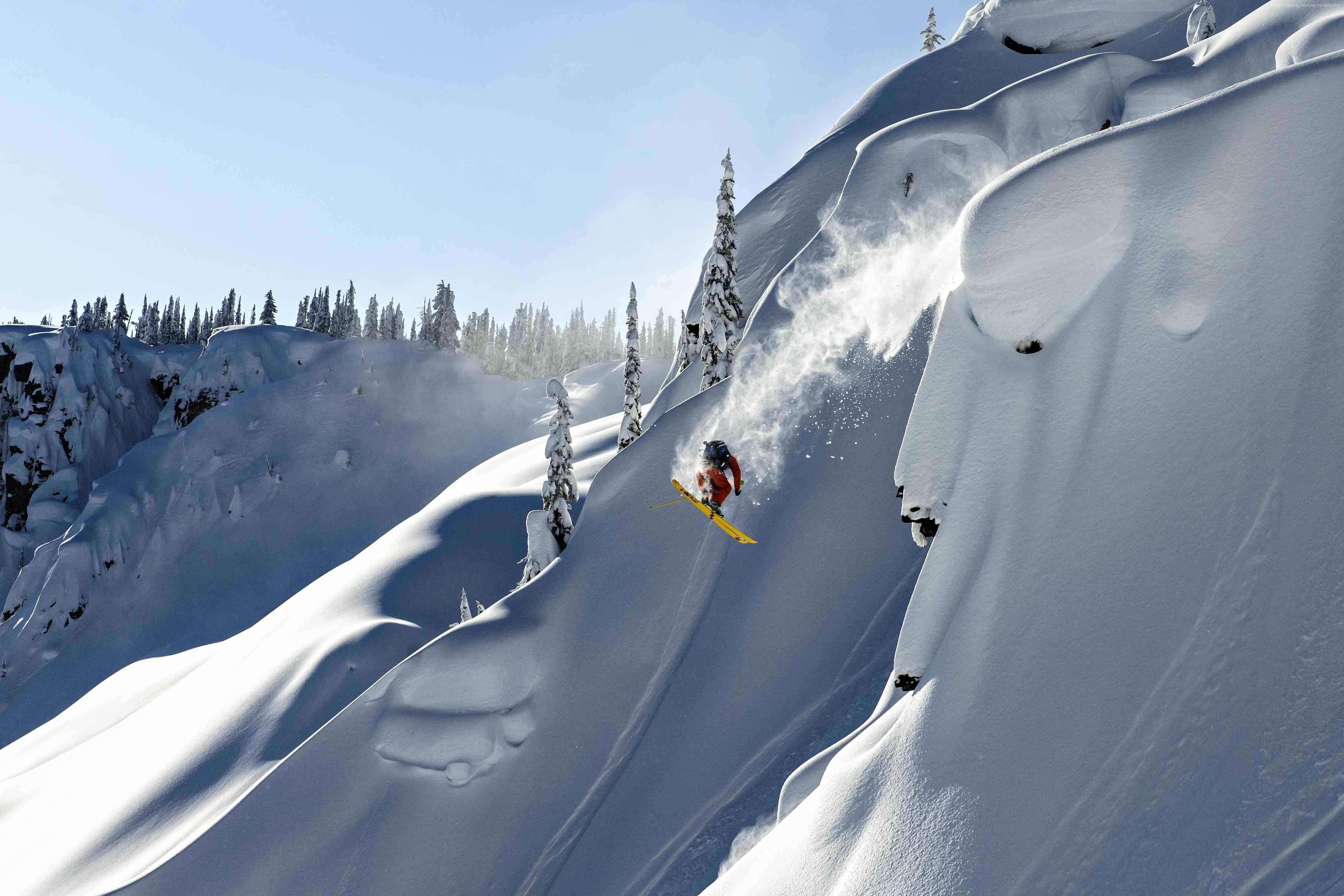 52 best free ski mountain wallpapers - wallpaperaccess