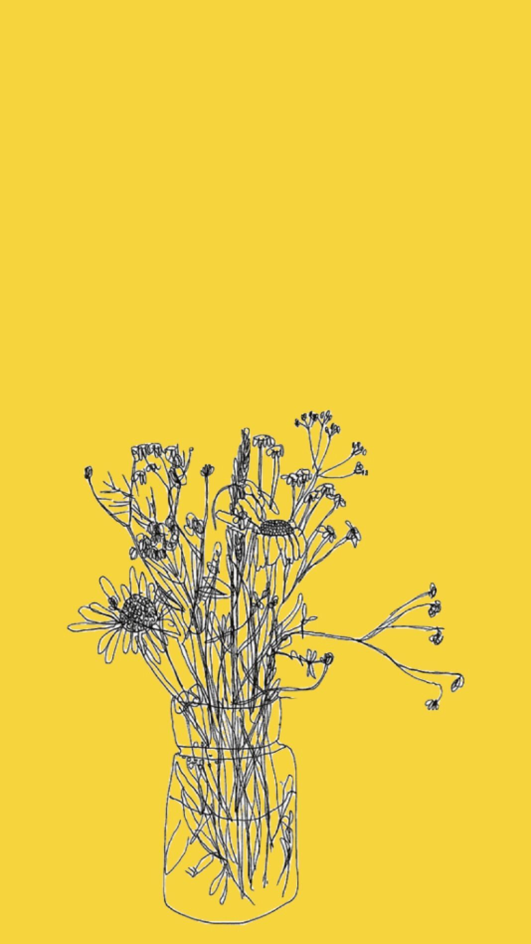 Yellow Aesthetic Wallpapers Top Free Yellow Aesthetic