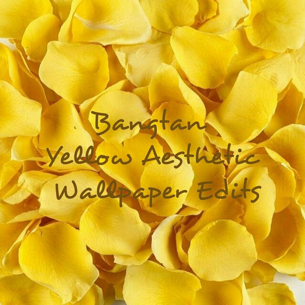65 Best Free Yellow Aesthetic Wallpapers Wallpaperaccess