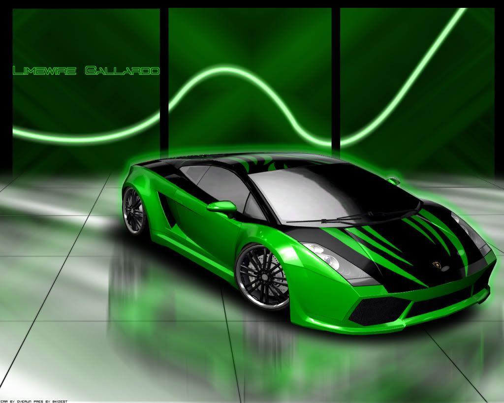 Lime Green Lamborghini Wallpapers Top Free Lime Green