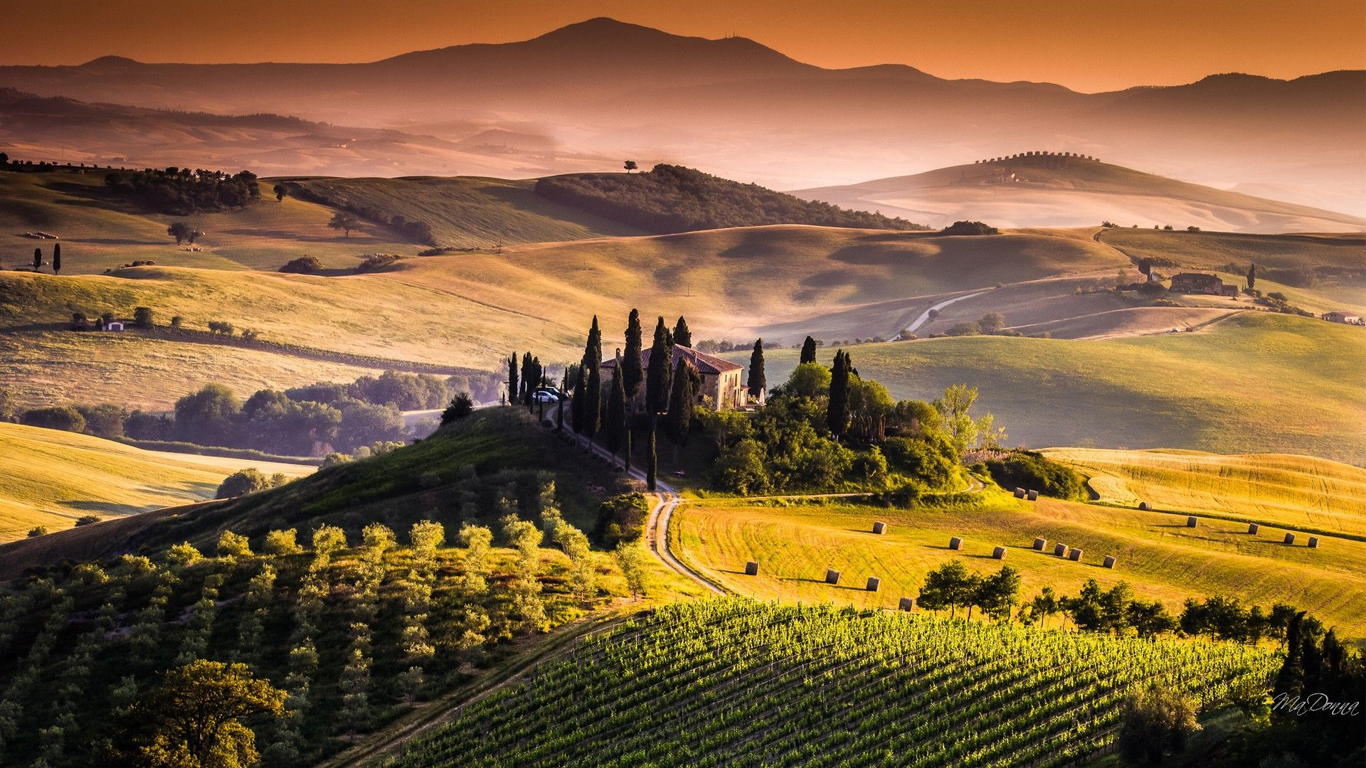 Tuscany Wallpapers Top Free Tuscany Backgrounds Wallpaperaccess