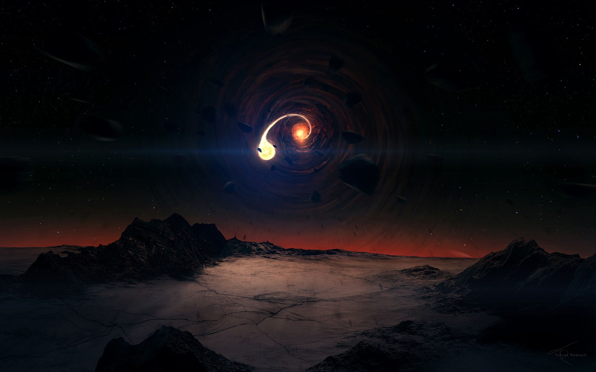 Black Hole Wallpapers Top Free Black Hole Backgrounds