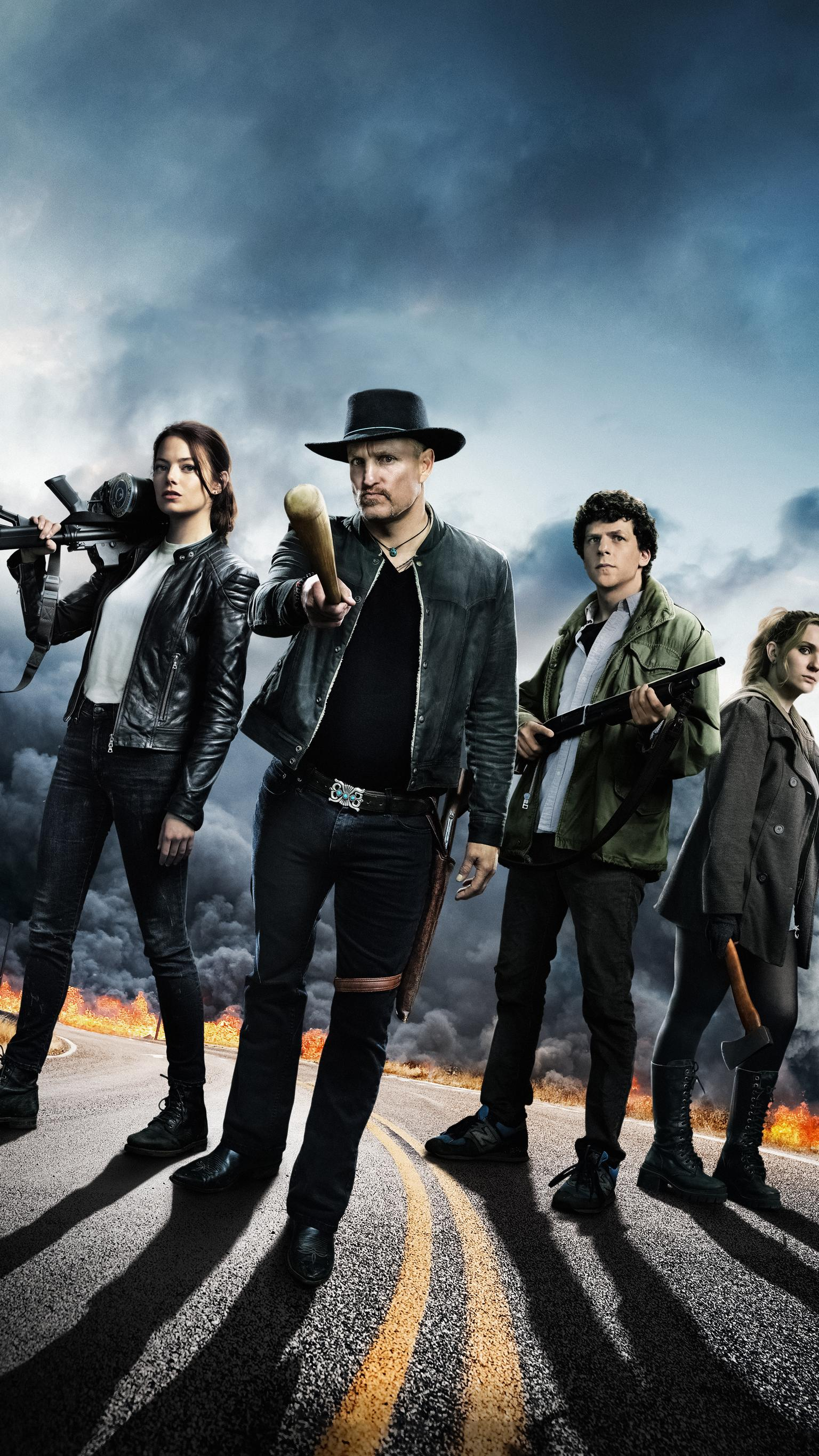 Zombieland Double Tap Wallpapers Top Free Zombieland