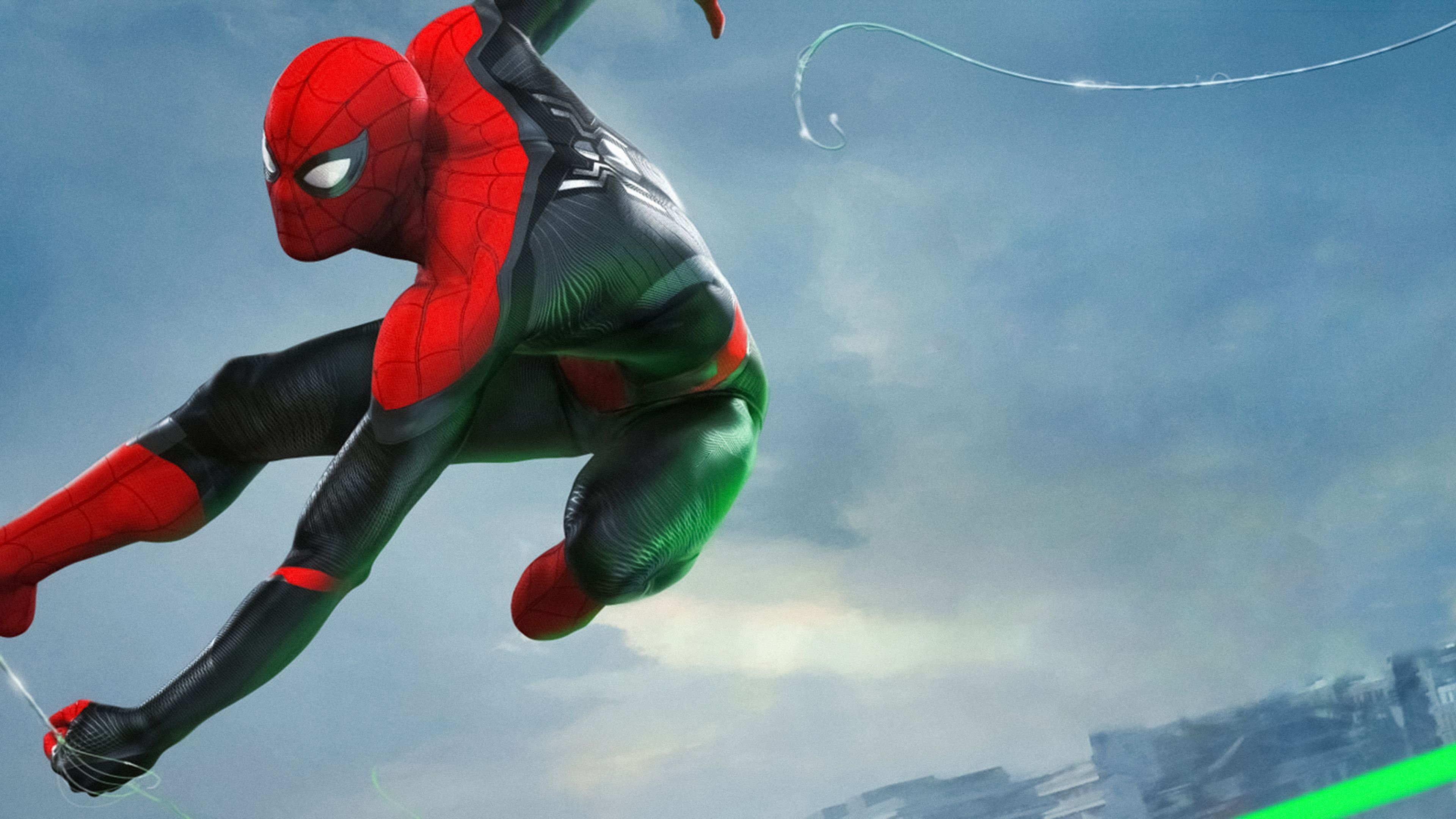Spider Man Far From Home 2019 Wallpapers Top Free Spider