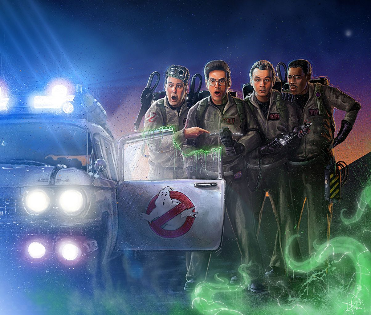 Ghostbusters 1984 Wallpapers Top Free Ghostbusters 1984 Backgrounds Wallpaperaccess