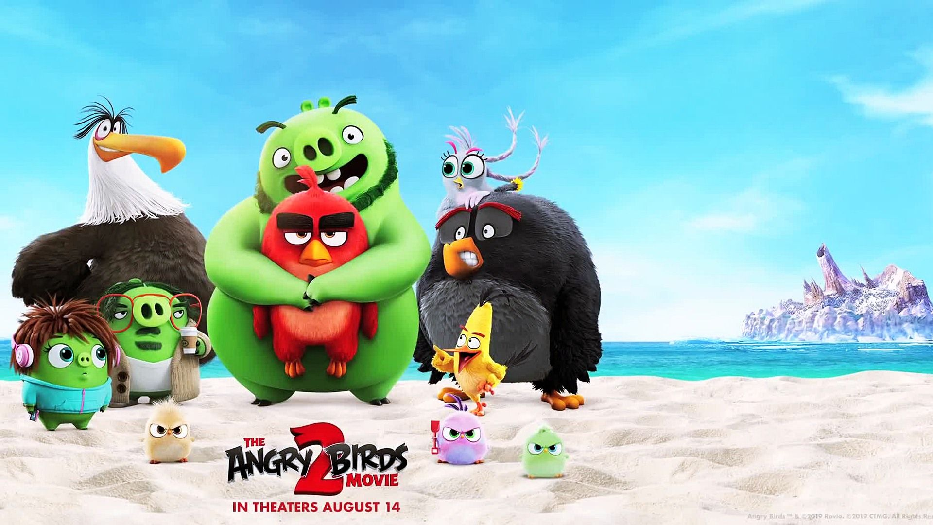 The Angry Birds Movie 2 Wallpapers Top Free The Angry Birds