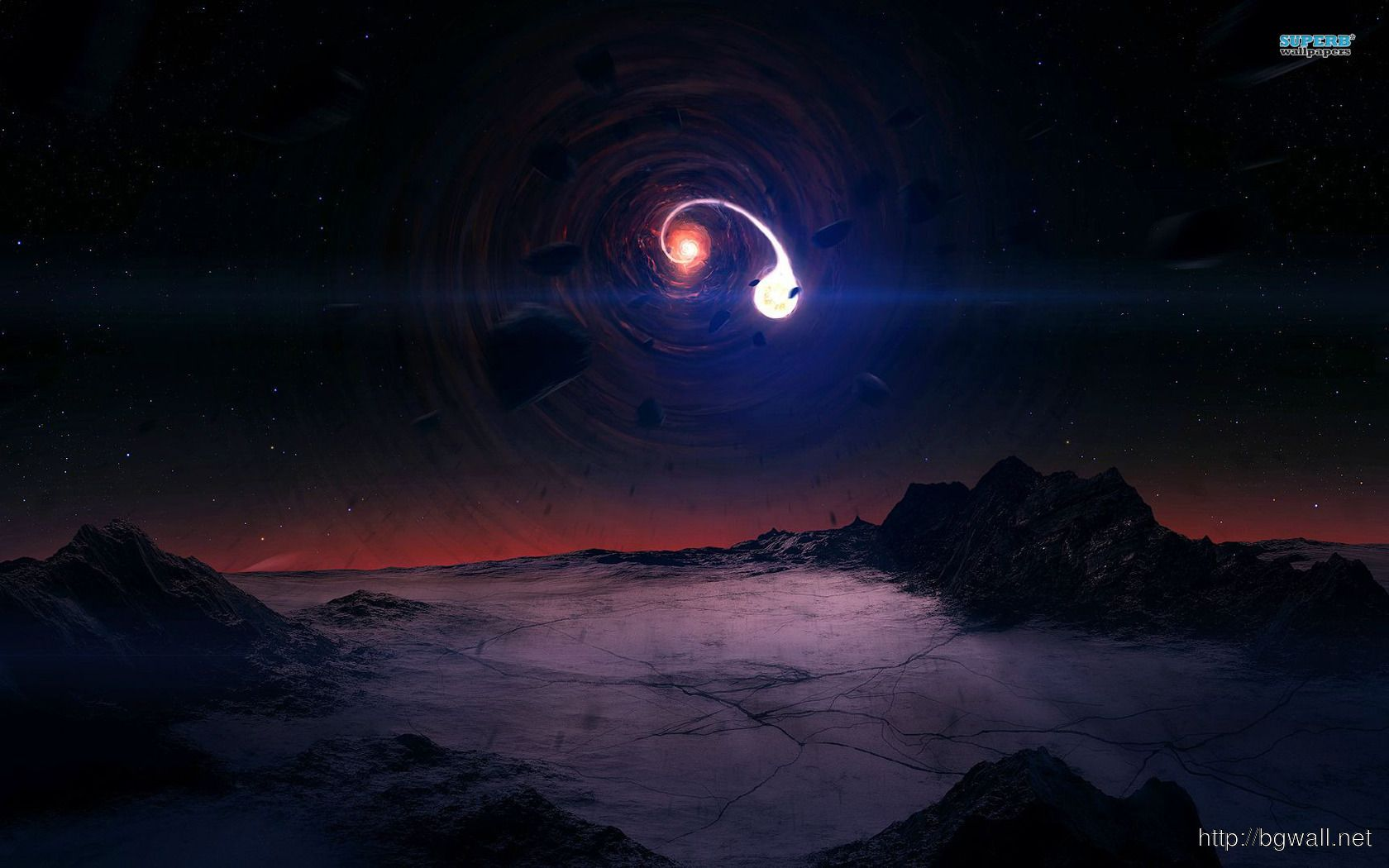 Black Hole 4k Wallpapers Wallpapersimages Org
