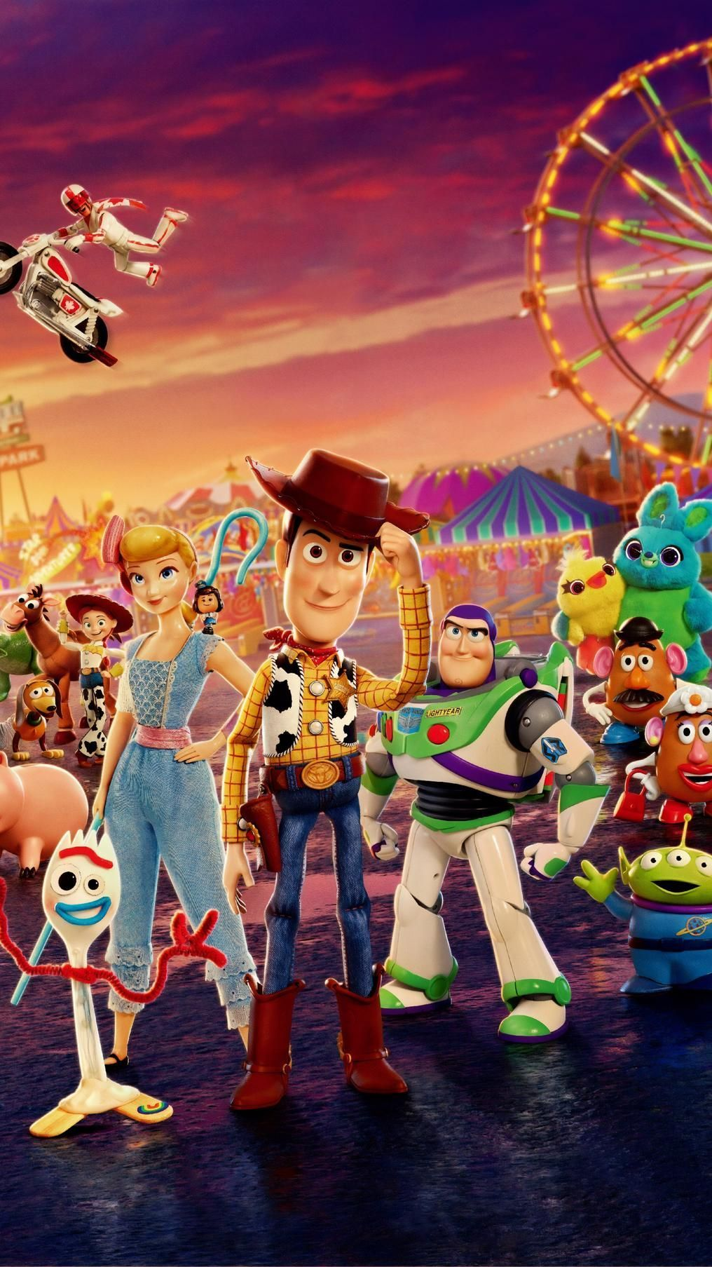 Toy Story 4 Wallpapers - Top Free Toy Story 4 Backgrounds ...