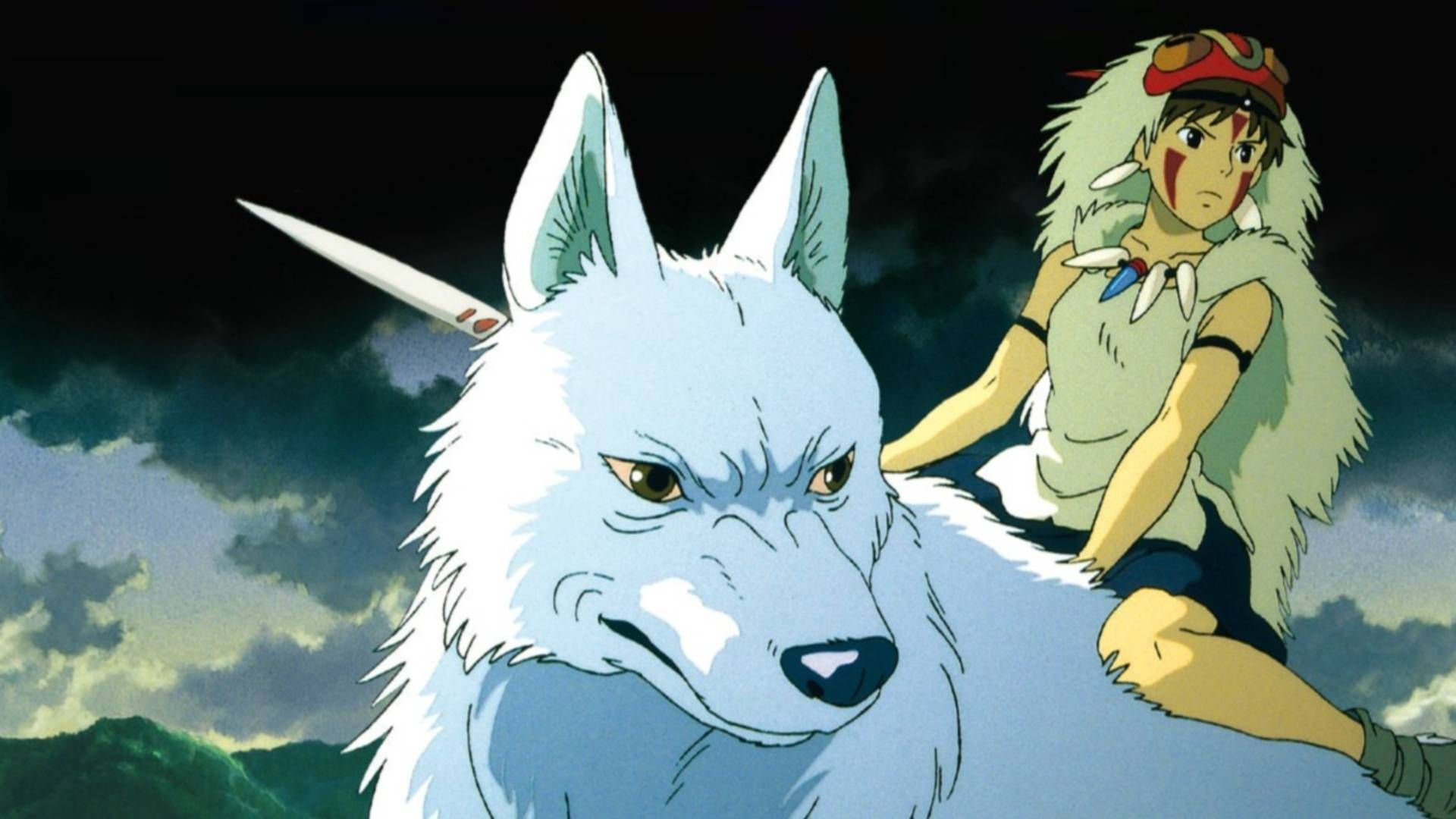 princess mononoke wallpaper 2560x1440