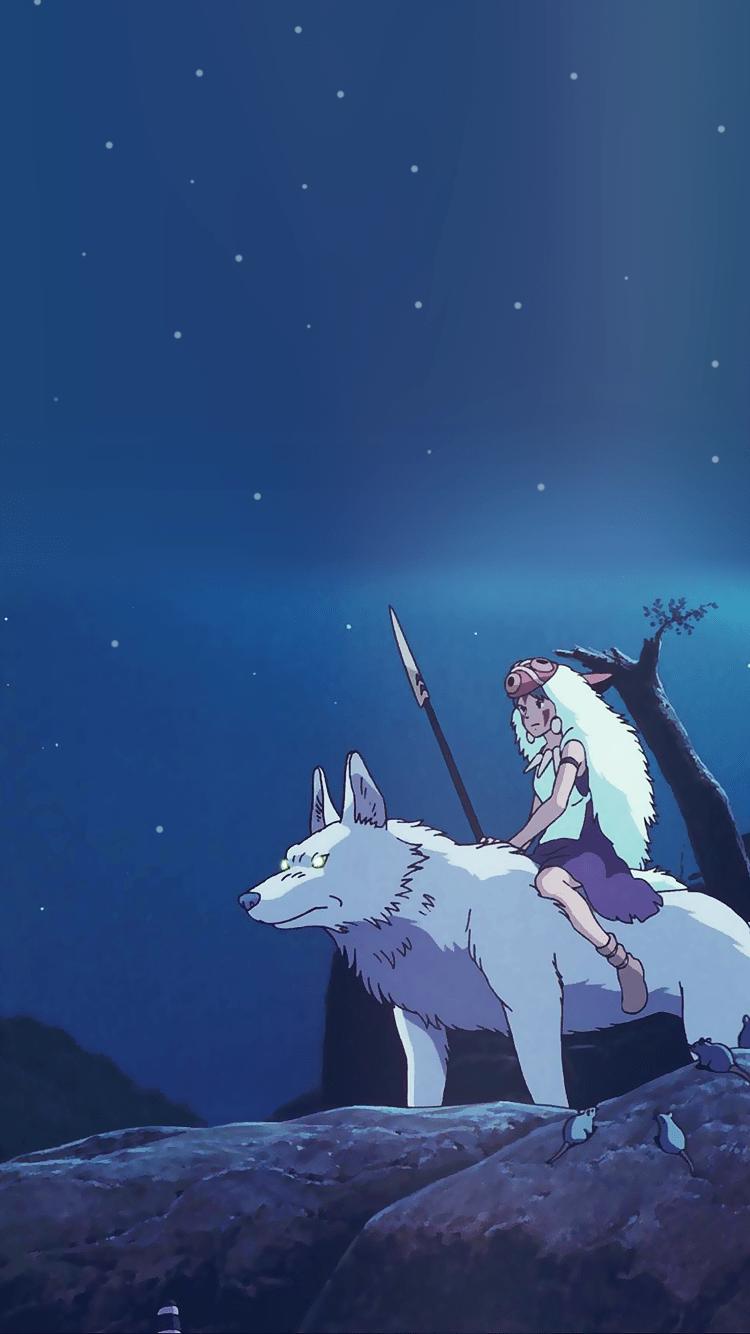 Princess Mononoke Studio Ghibli Fest 2019 Wallpapers Top Free