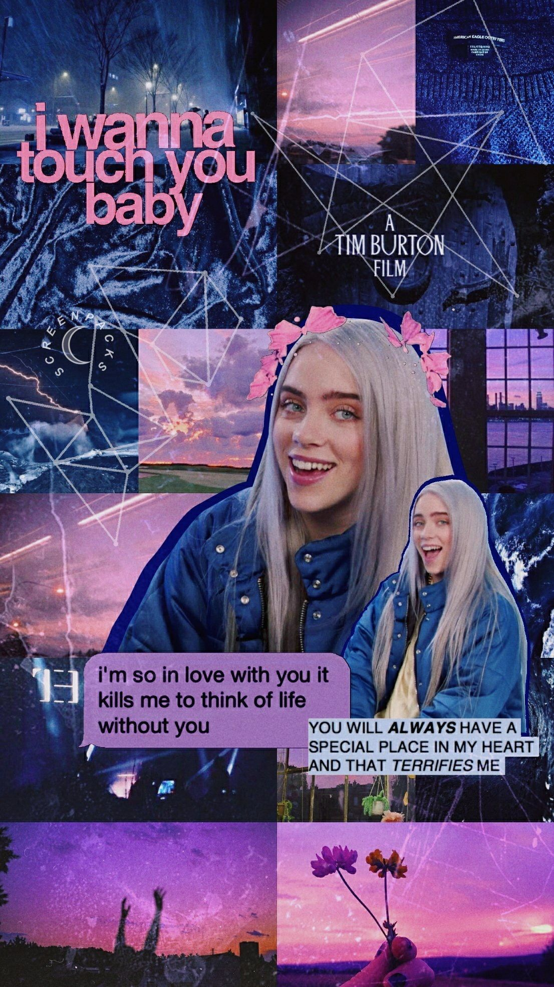 Aesthetic Billie Eilish Wallpapers Top Free Aesthetic Billie