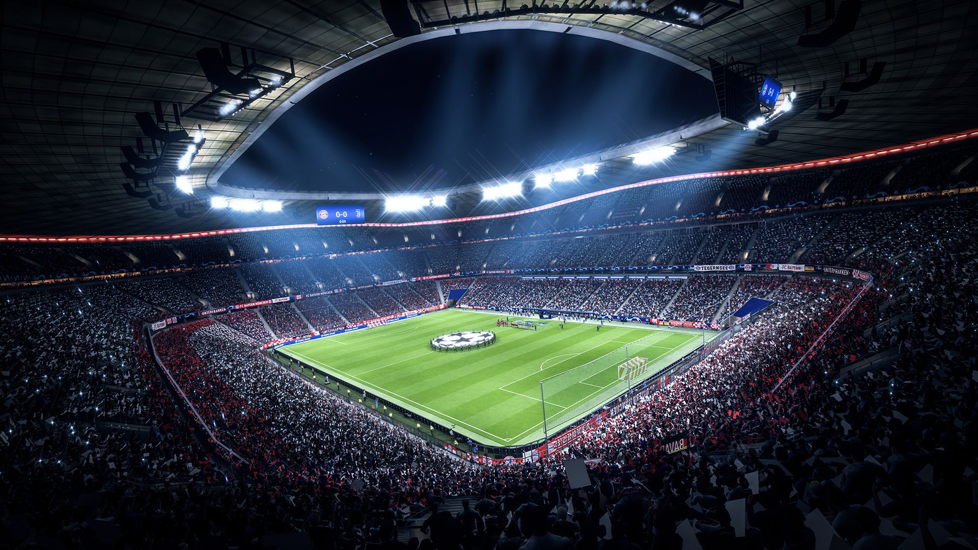 Champions League Wallpapers Top Free Champions League Backgrounds Wallpaperaccess