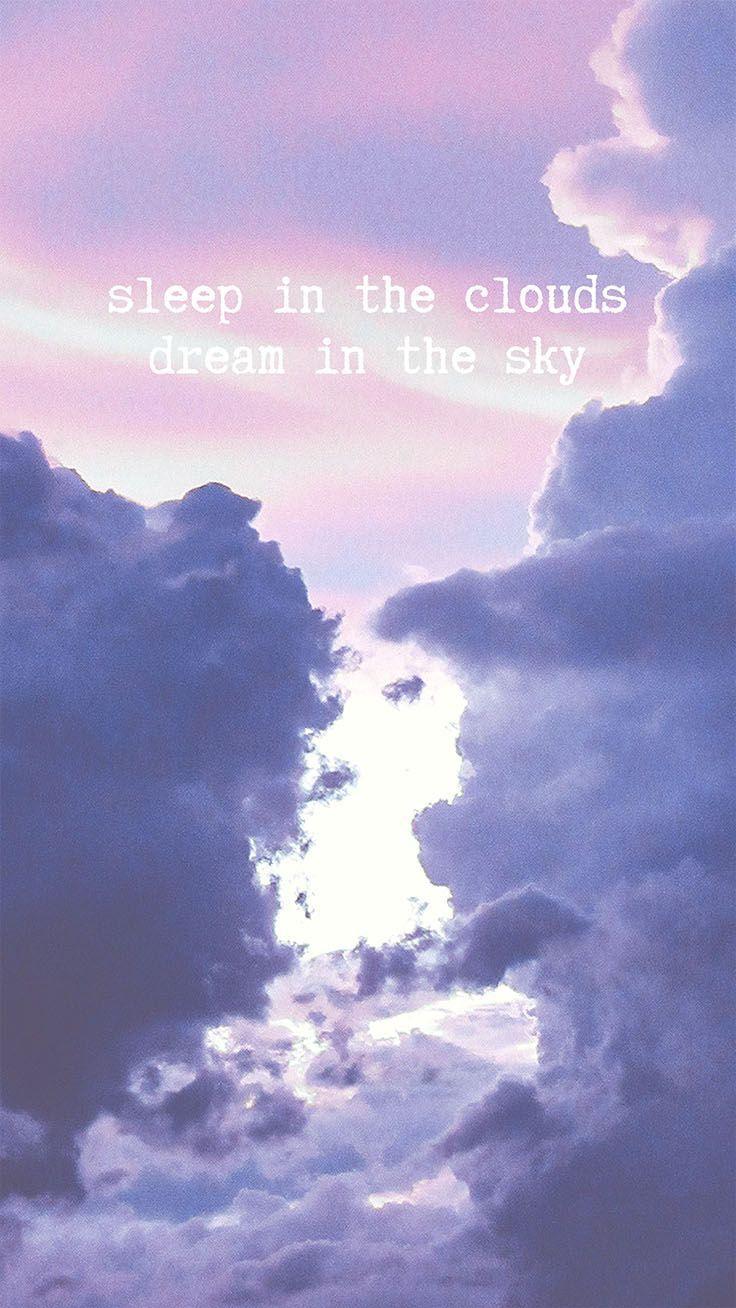 736x1308 Tải xuống miễn phí 6 Cloudy Pastel Hình nền iPhone cho người mơ mộng